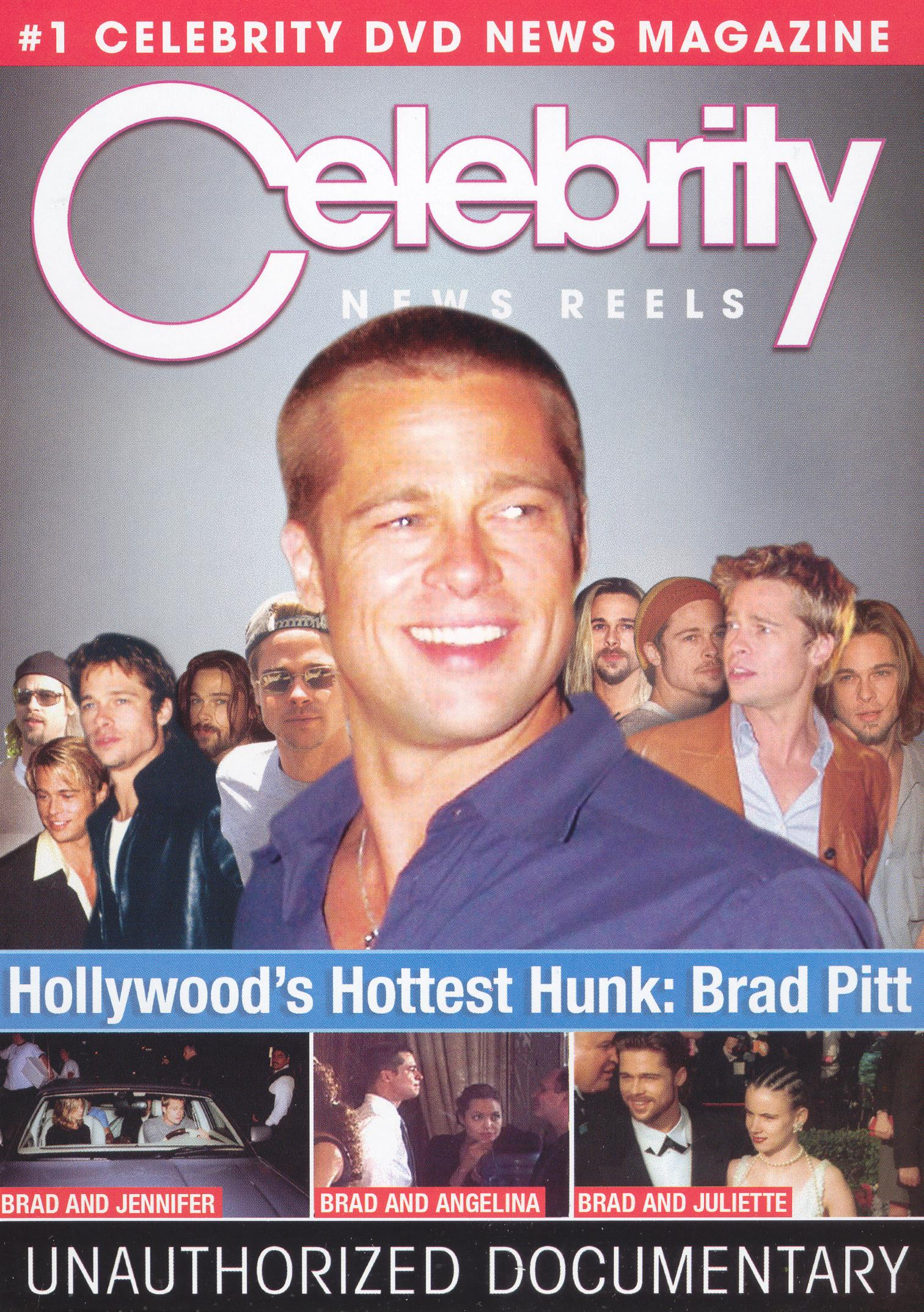 Celebrity News Reels: Hollywod's Hottest Hunk - Brad Pitt