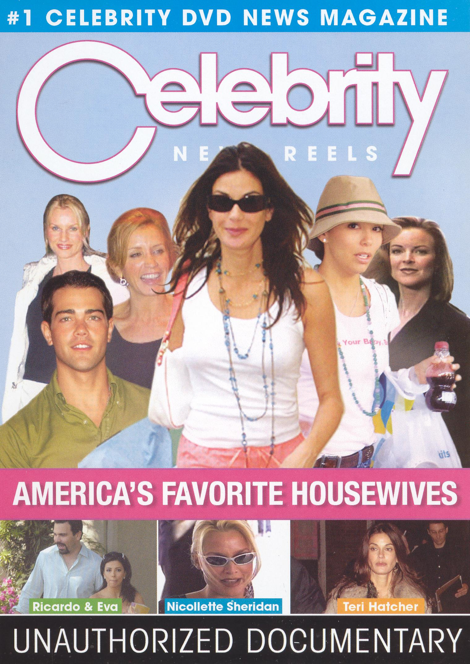 Celebrity News Reels: America's Favorite Housewives