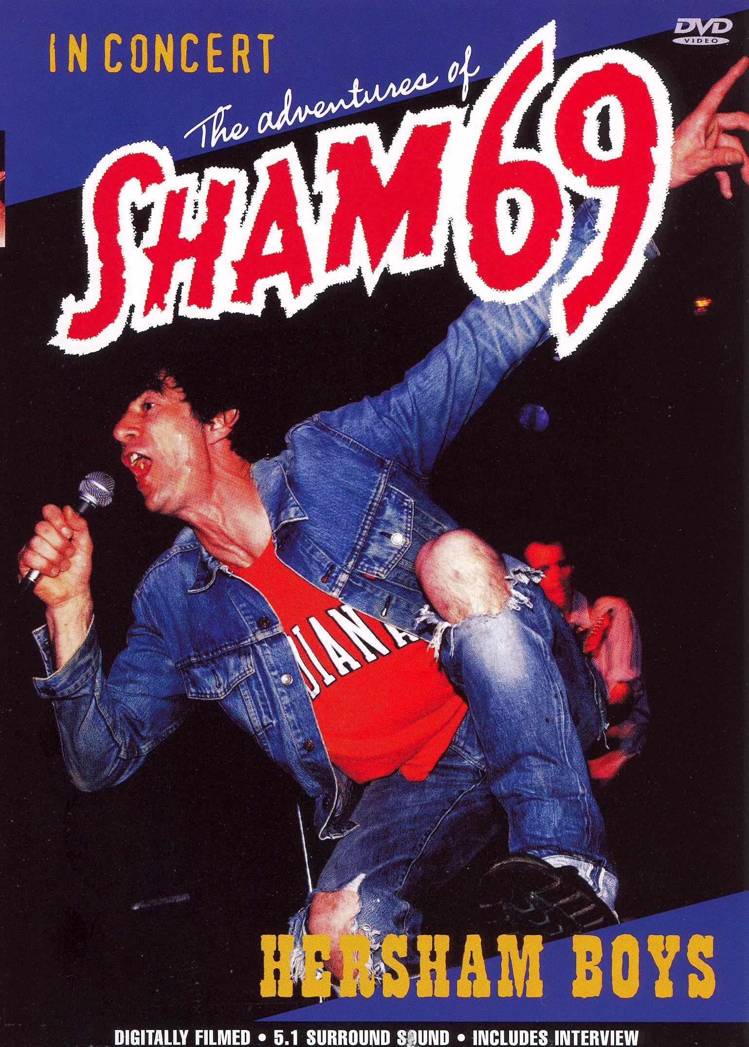 Sham 69: In Concert - The Adventures of Sham 69