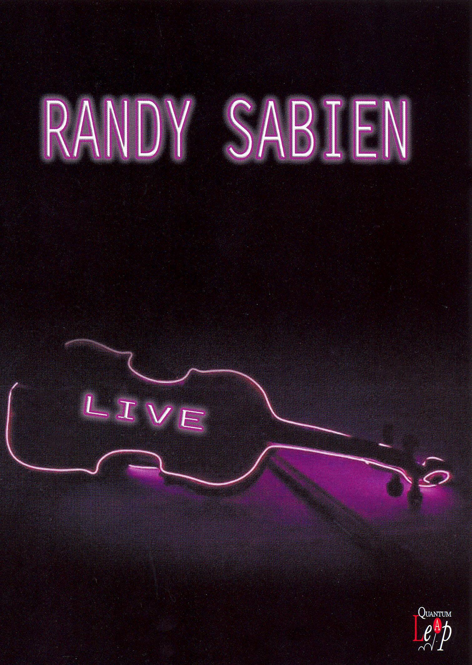 Randy Sabien: Live in Minneapolis