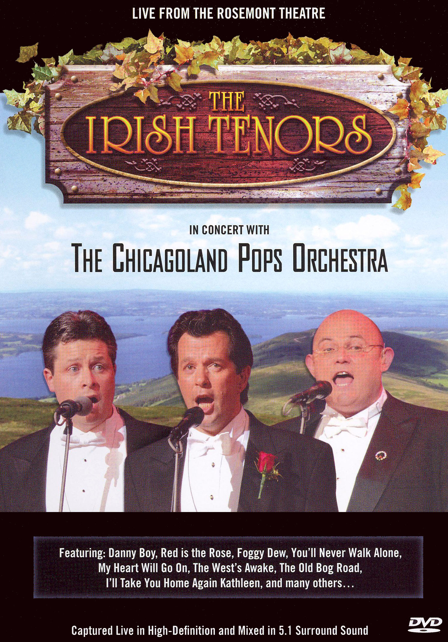 The Irish Tenors in Concert with the Chicagoland Pops Orchestra