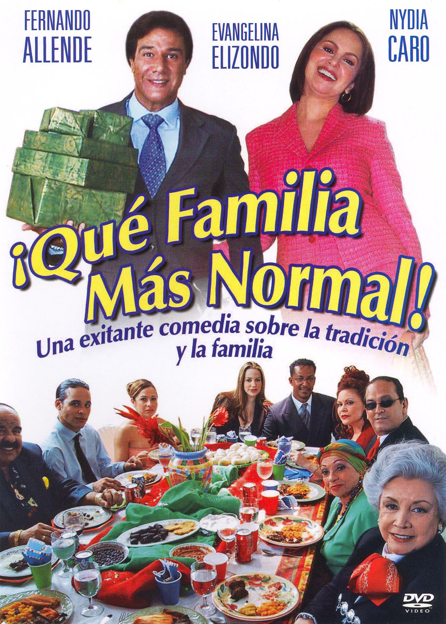 ¡Qué Familia Más Normal!