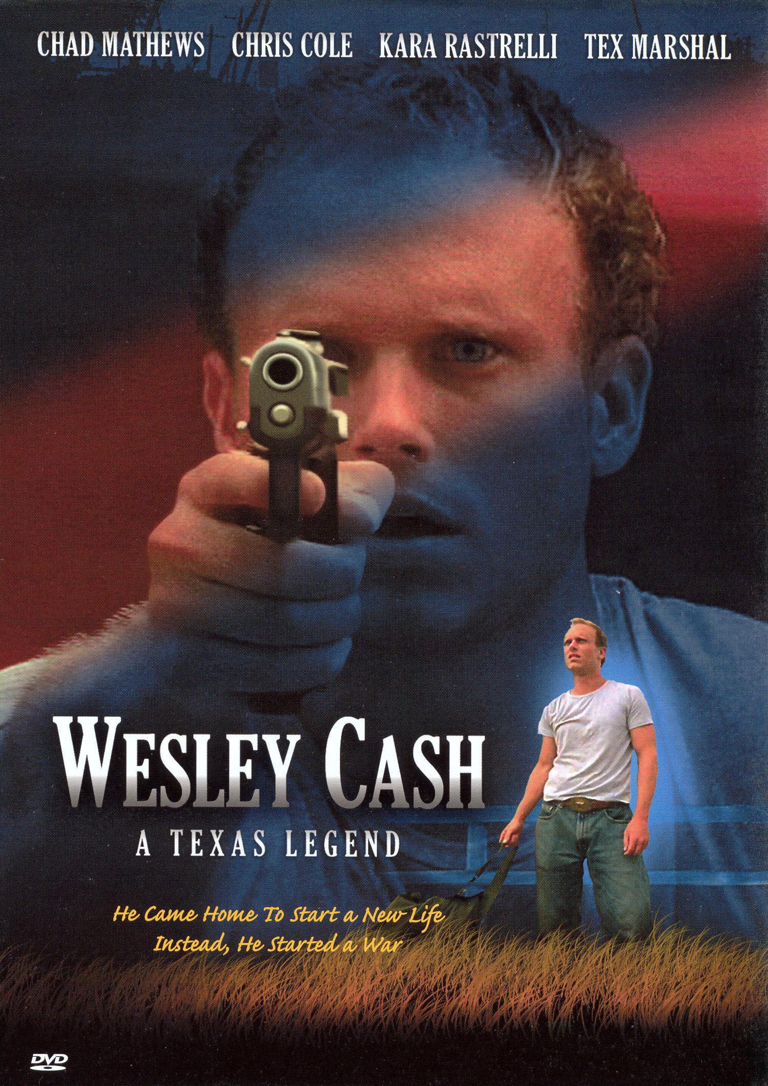 Wesley Cash