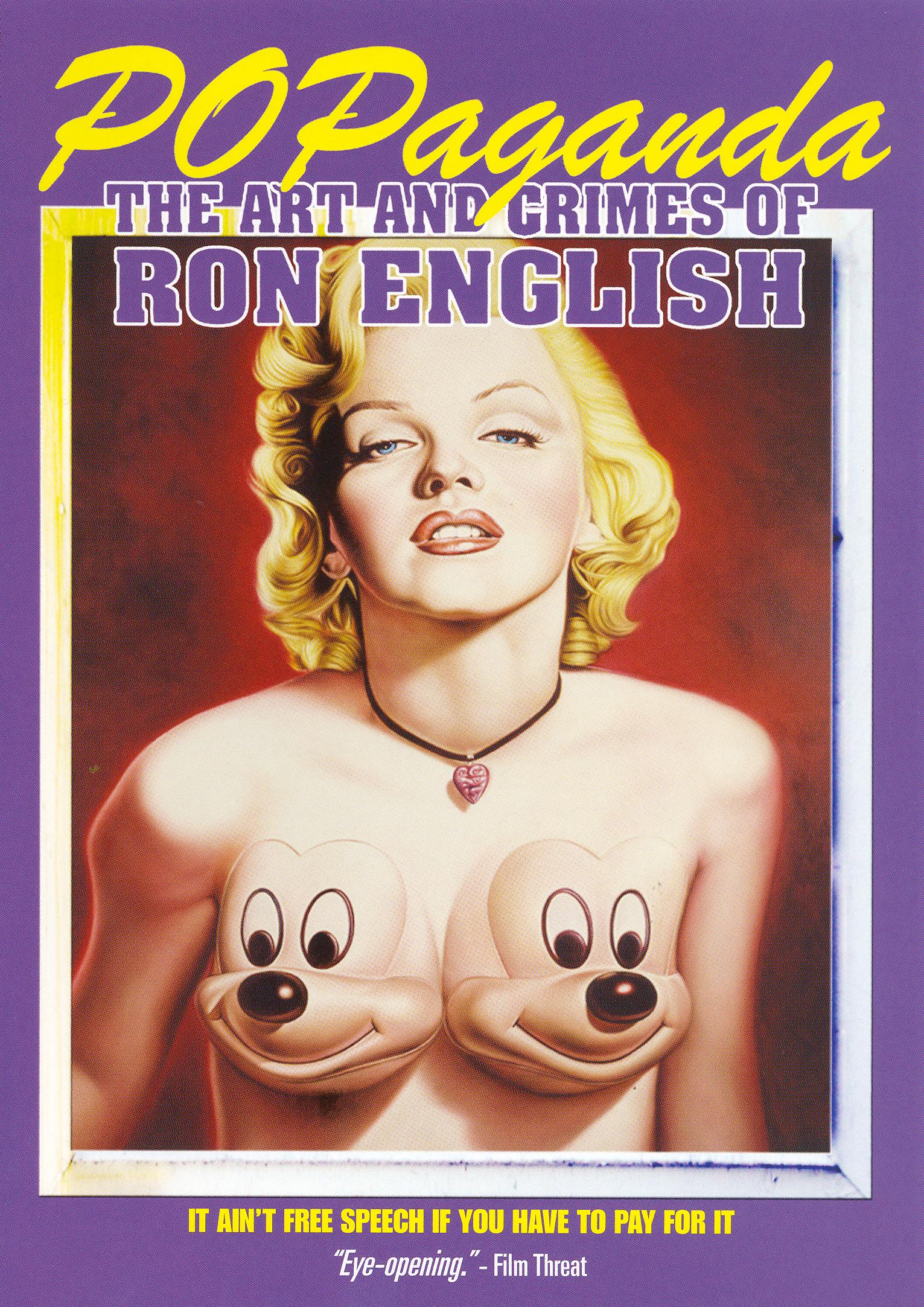 POPaganda: The Art & Crimes of Ron English