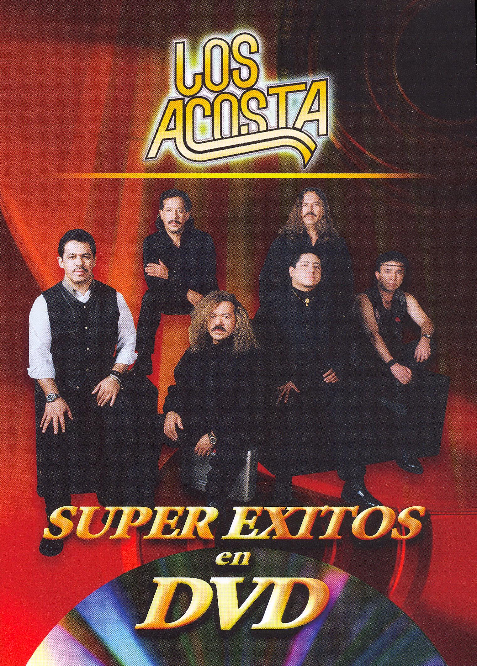 Los Acosta: Super Exitos en DVD