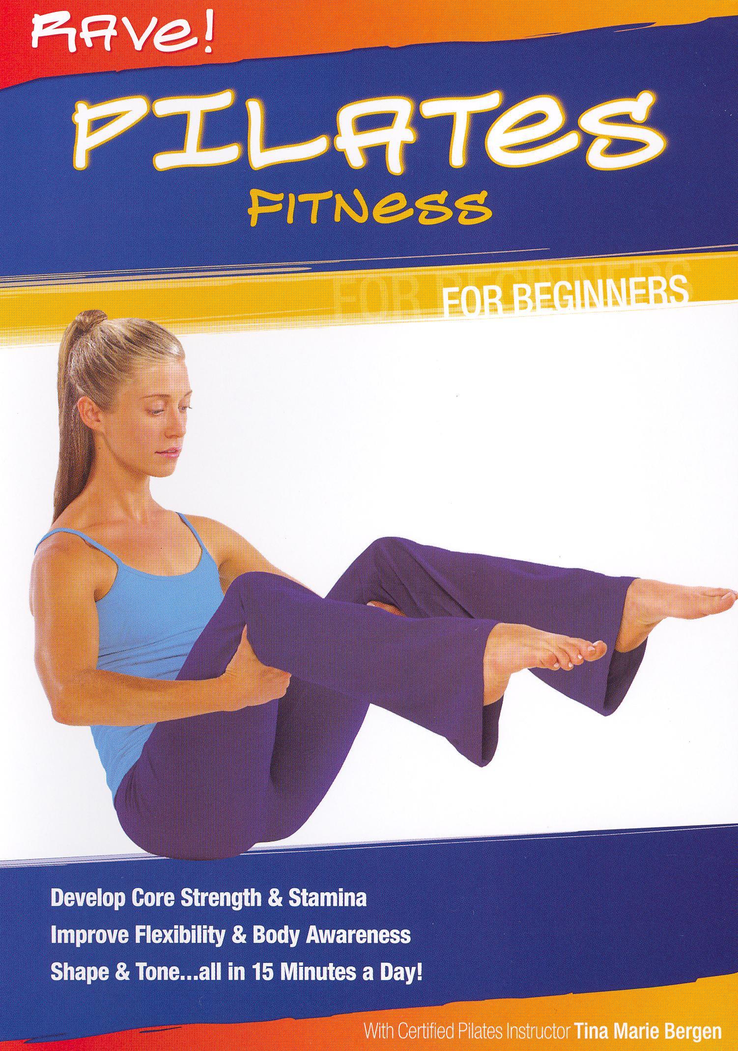 Rave! Pilates Fitness for Beginners