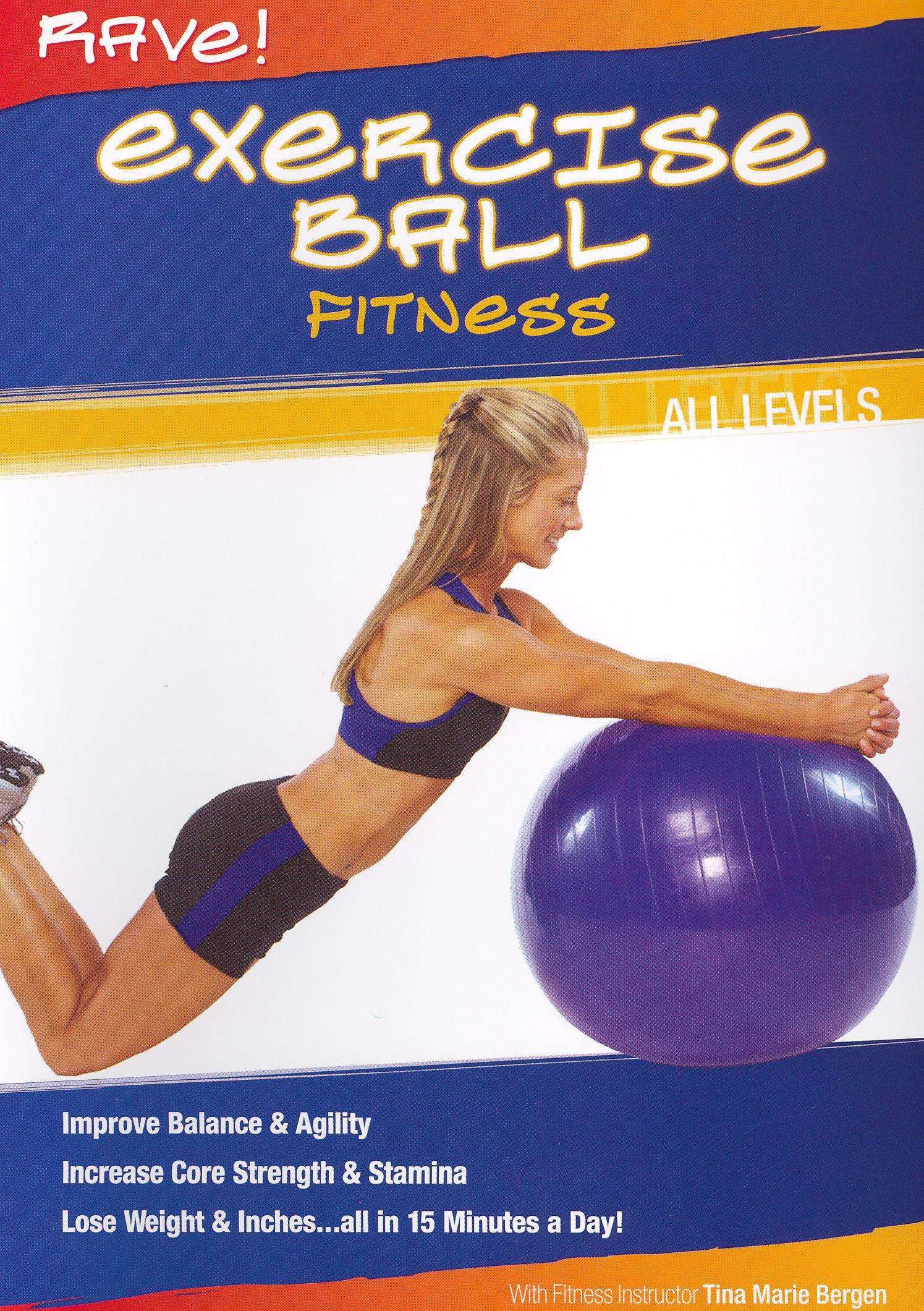 Rave! Exercise Ball Fitness