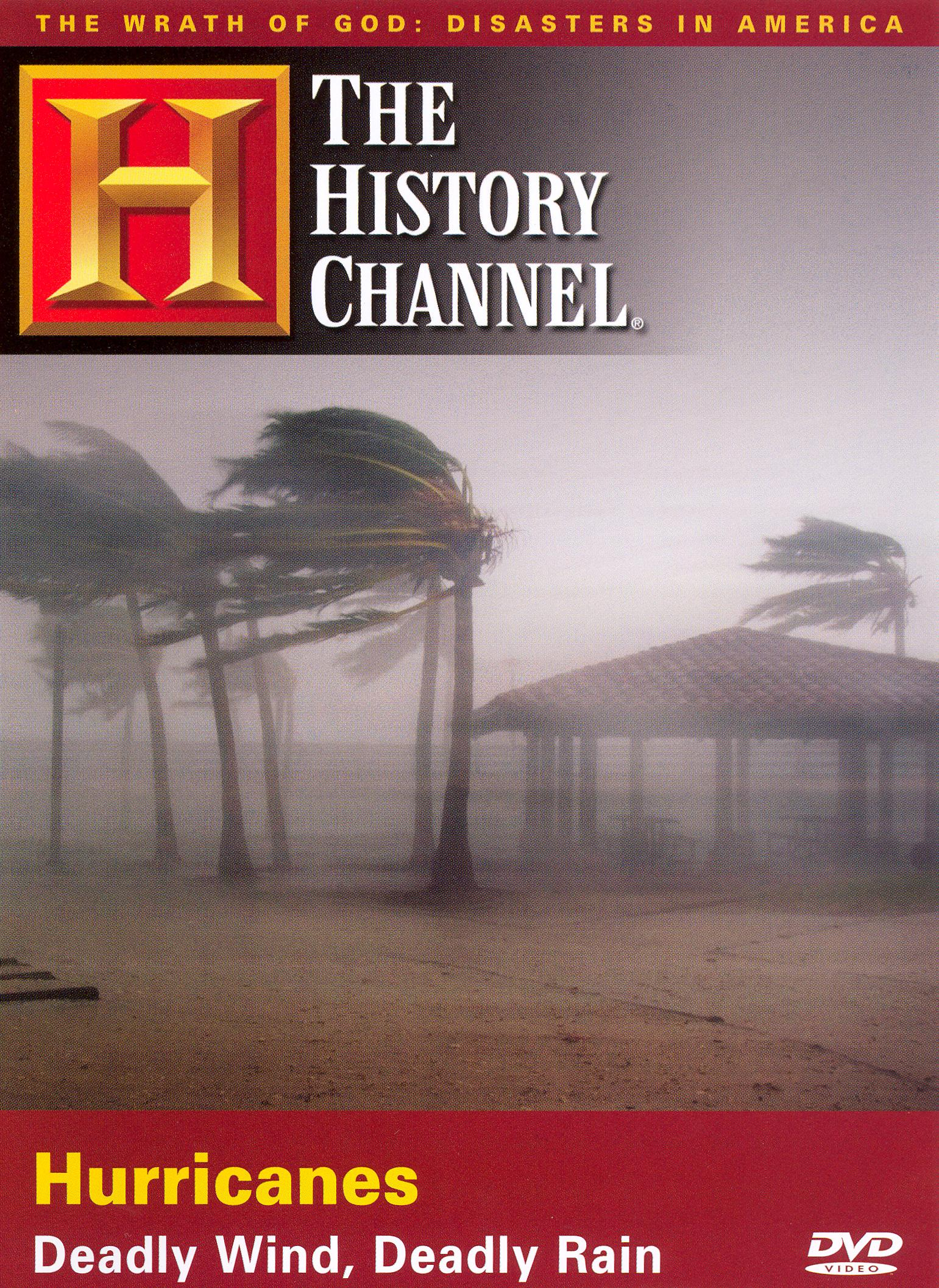 Wrath of God: Hurricanes - Category Five