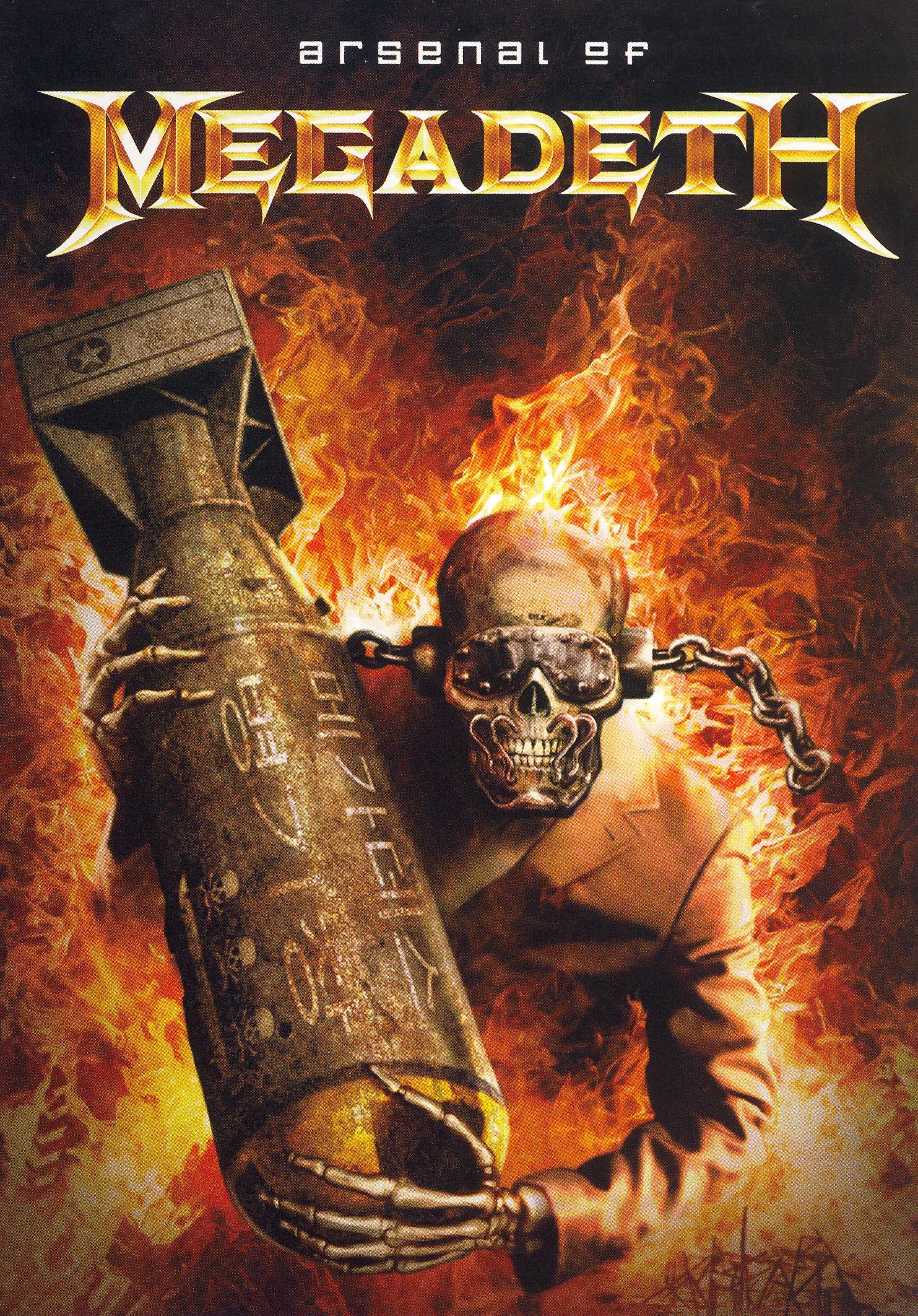 Megadeth: The Arsenal of Megadeth