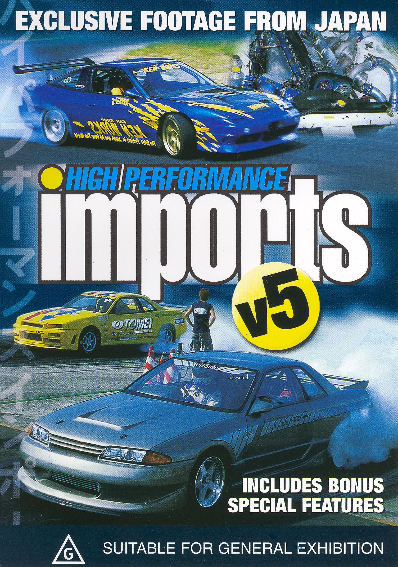 High Performance Imports, Vol. 5
