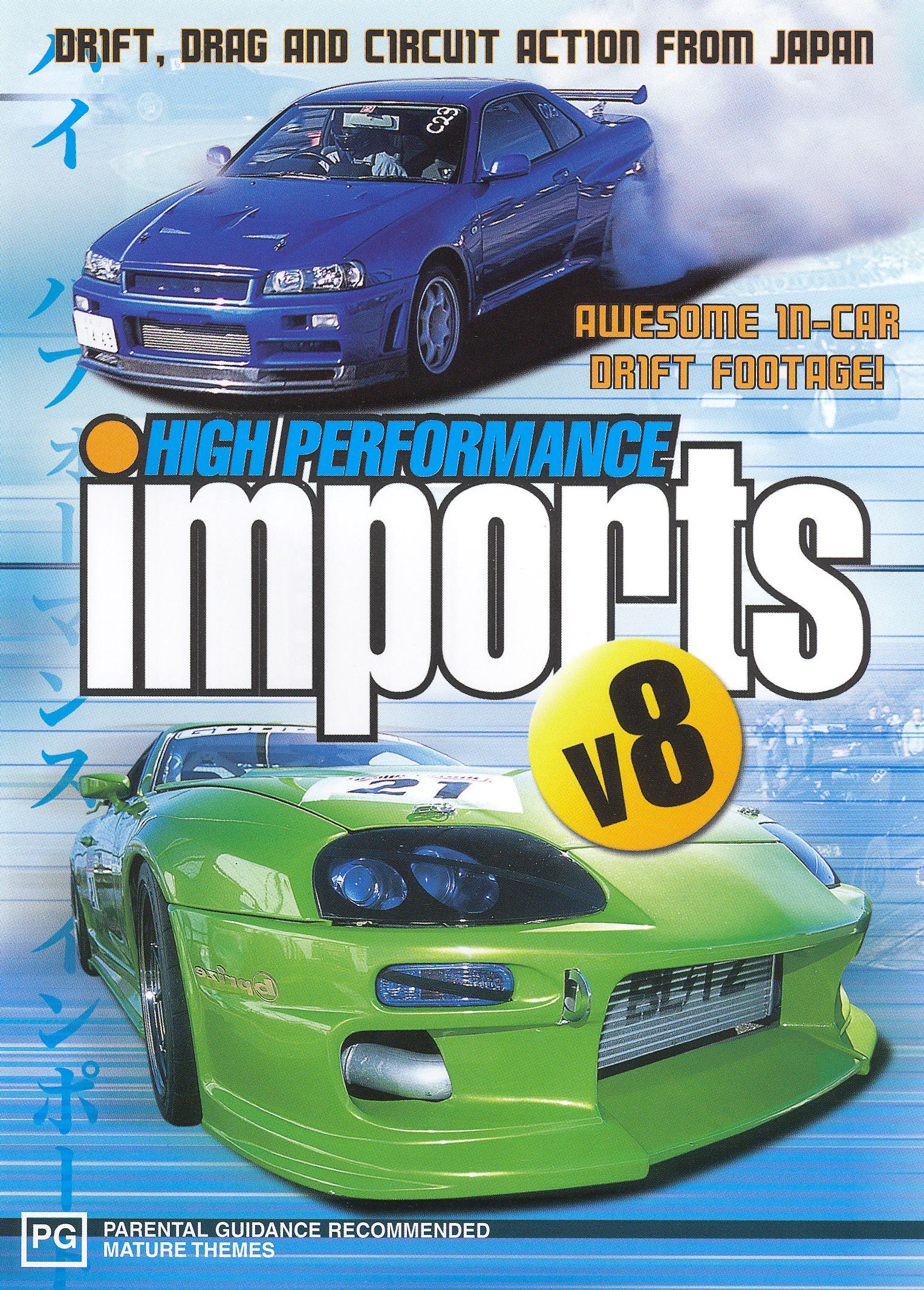 High Performance Imports, Vol. 8