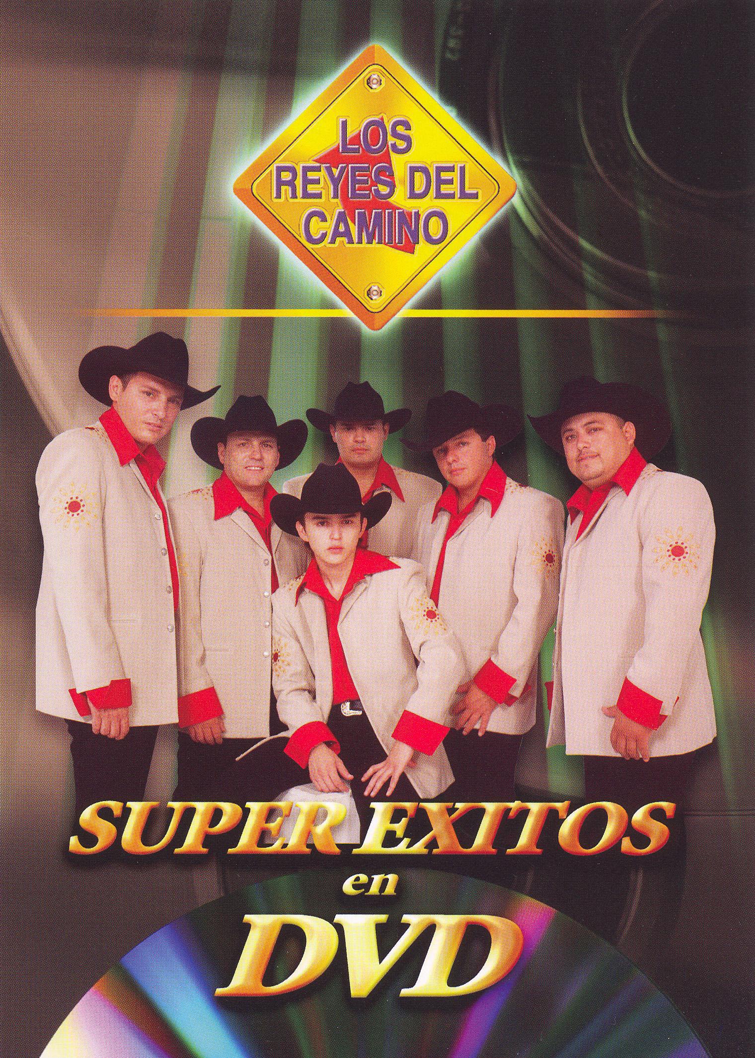 Super Exitos en DVD: Los Reyes