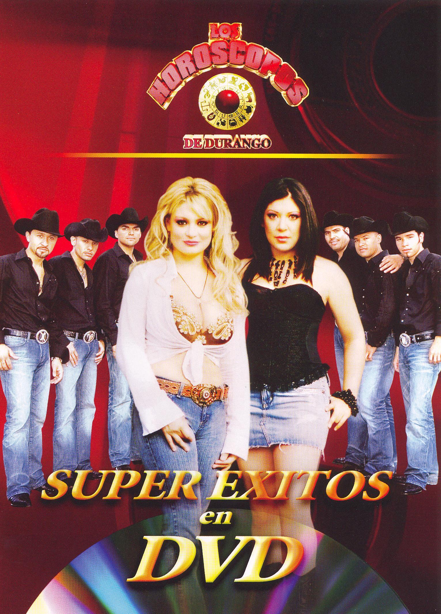 Los Horoscopos de Durango: Super Exitos en DVD