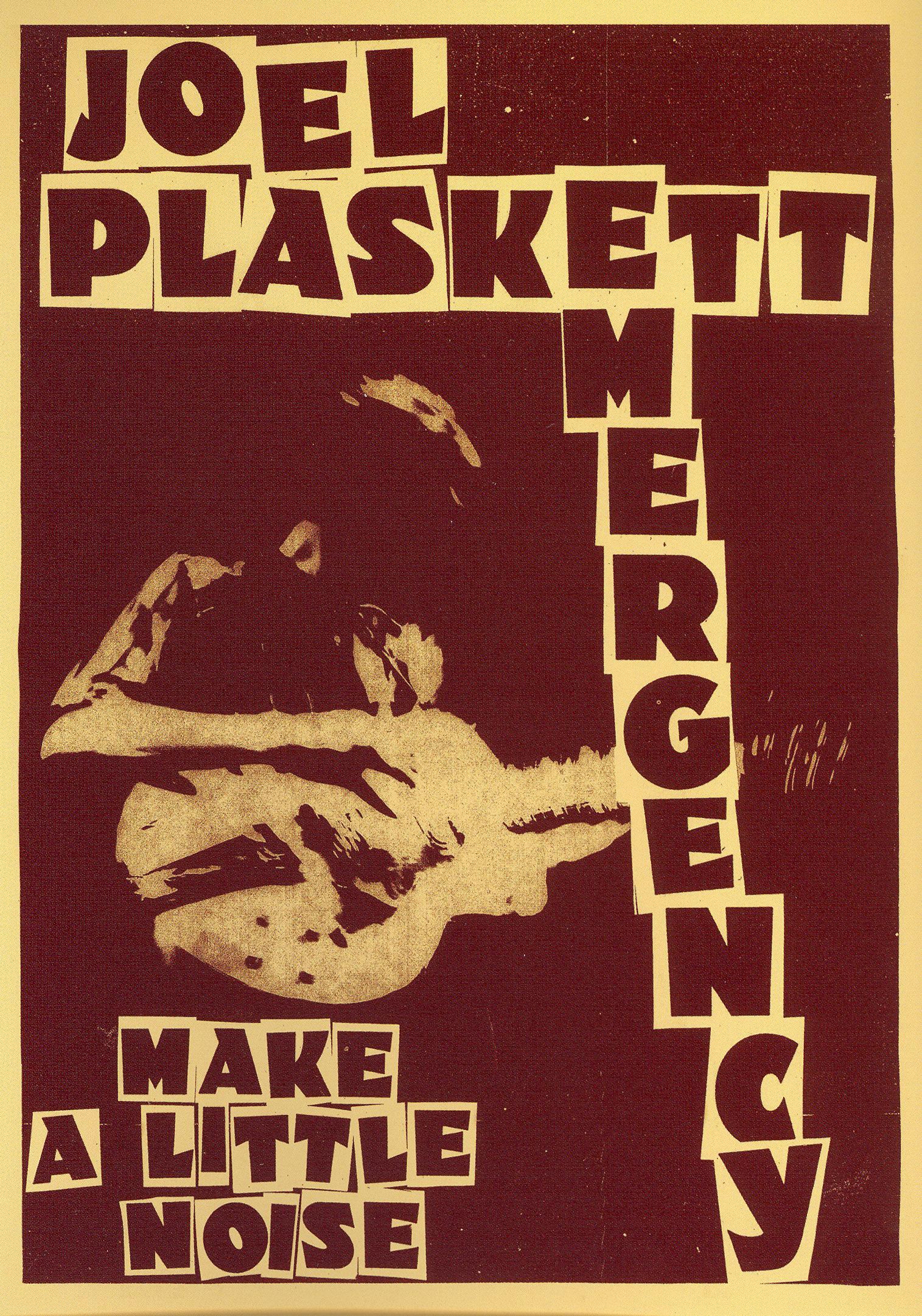 Joel Plaskett: Make a Little Noise