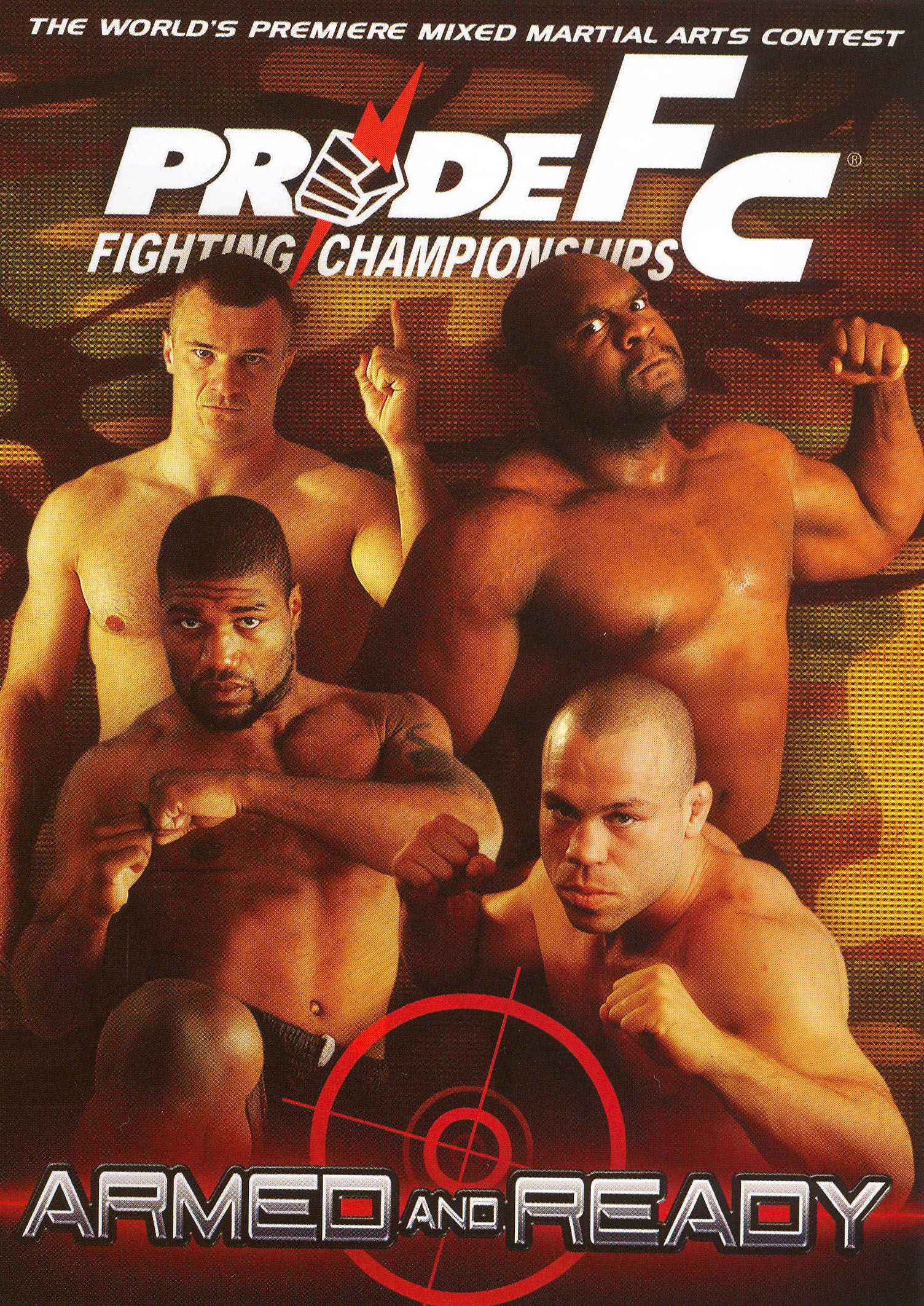 Pride Fighting Championships: Pride 20 - Armed and Ready