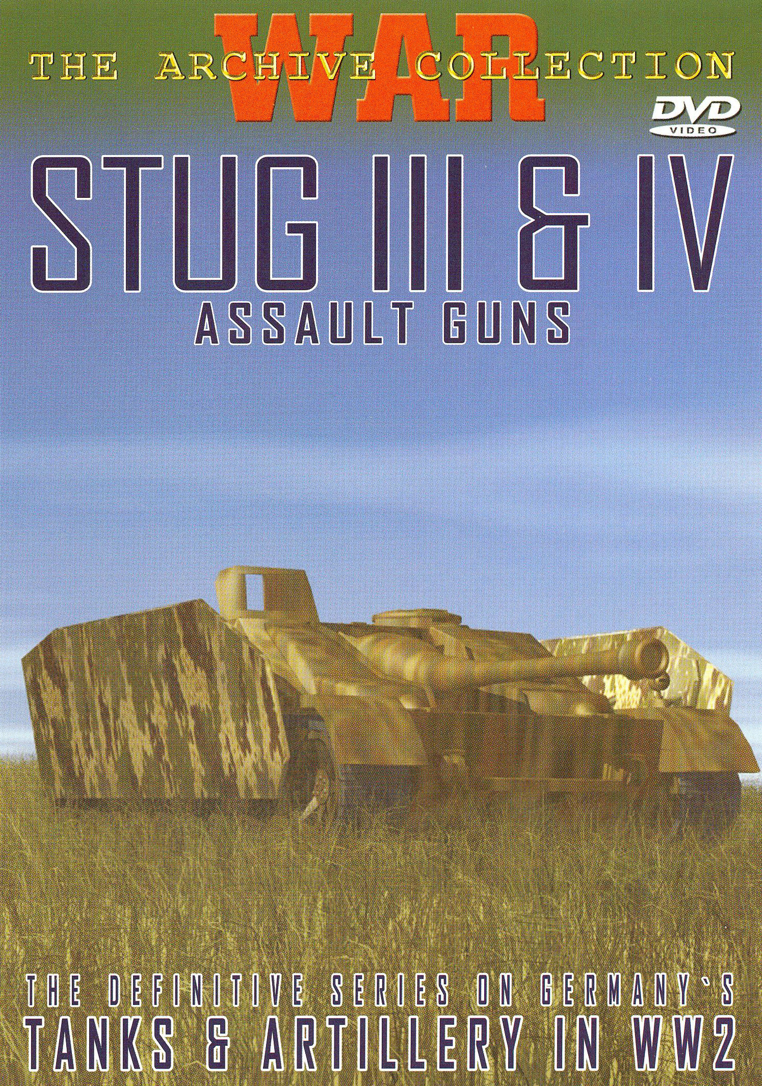 Stug III & IV Assault Guns
