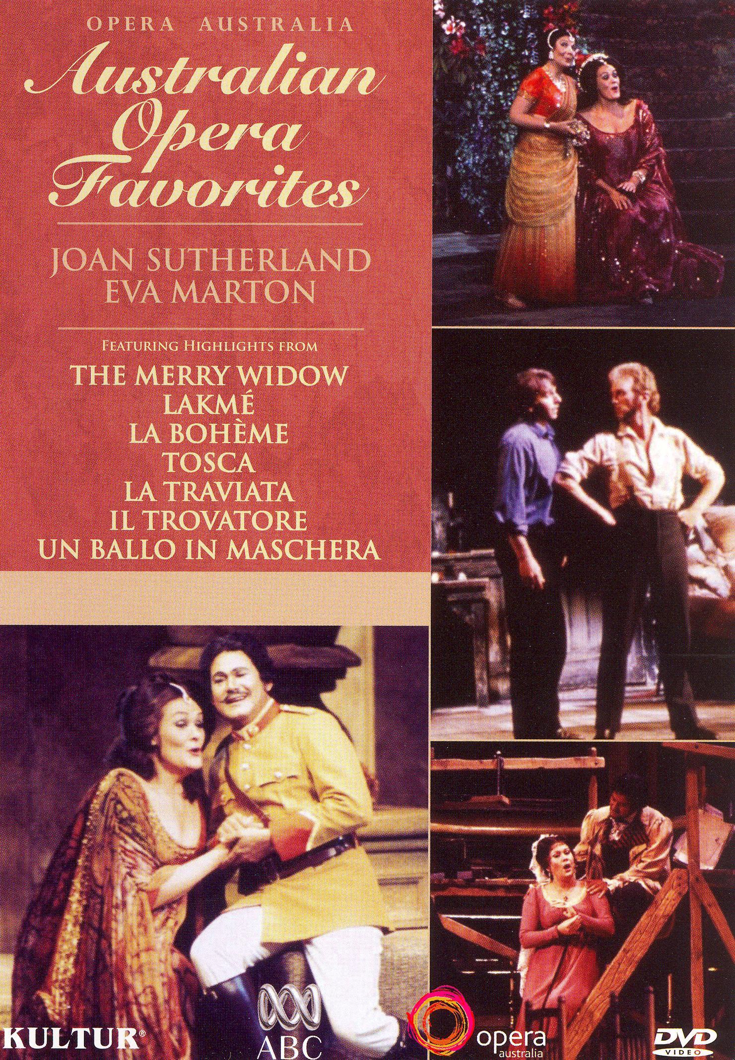 Australian Opera Favorites