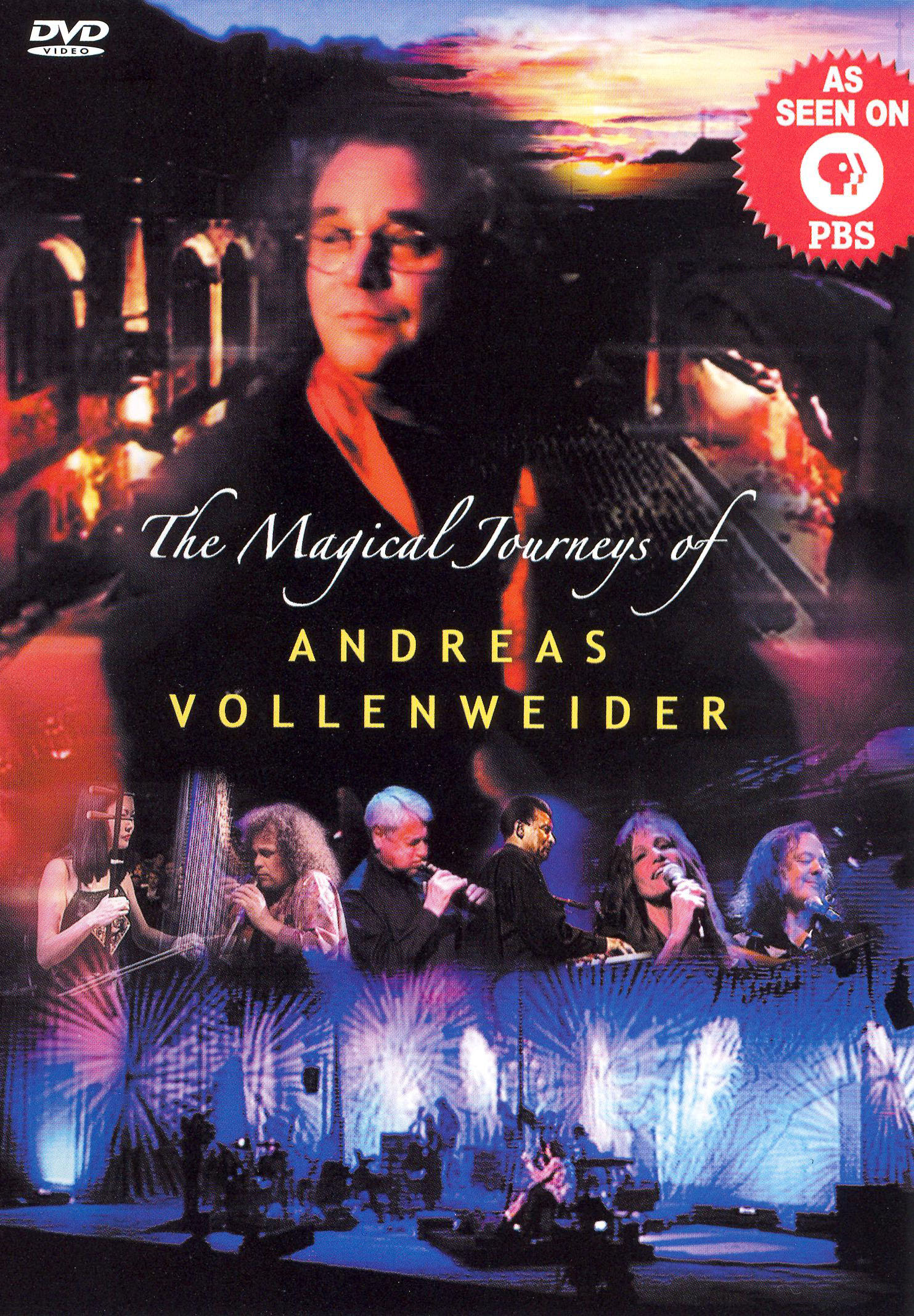 Andreas Vollenweider: Magical Journeys