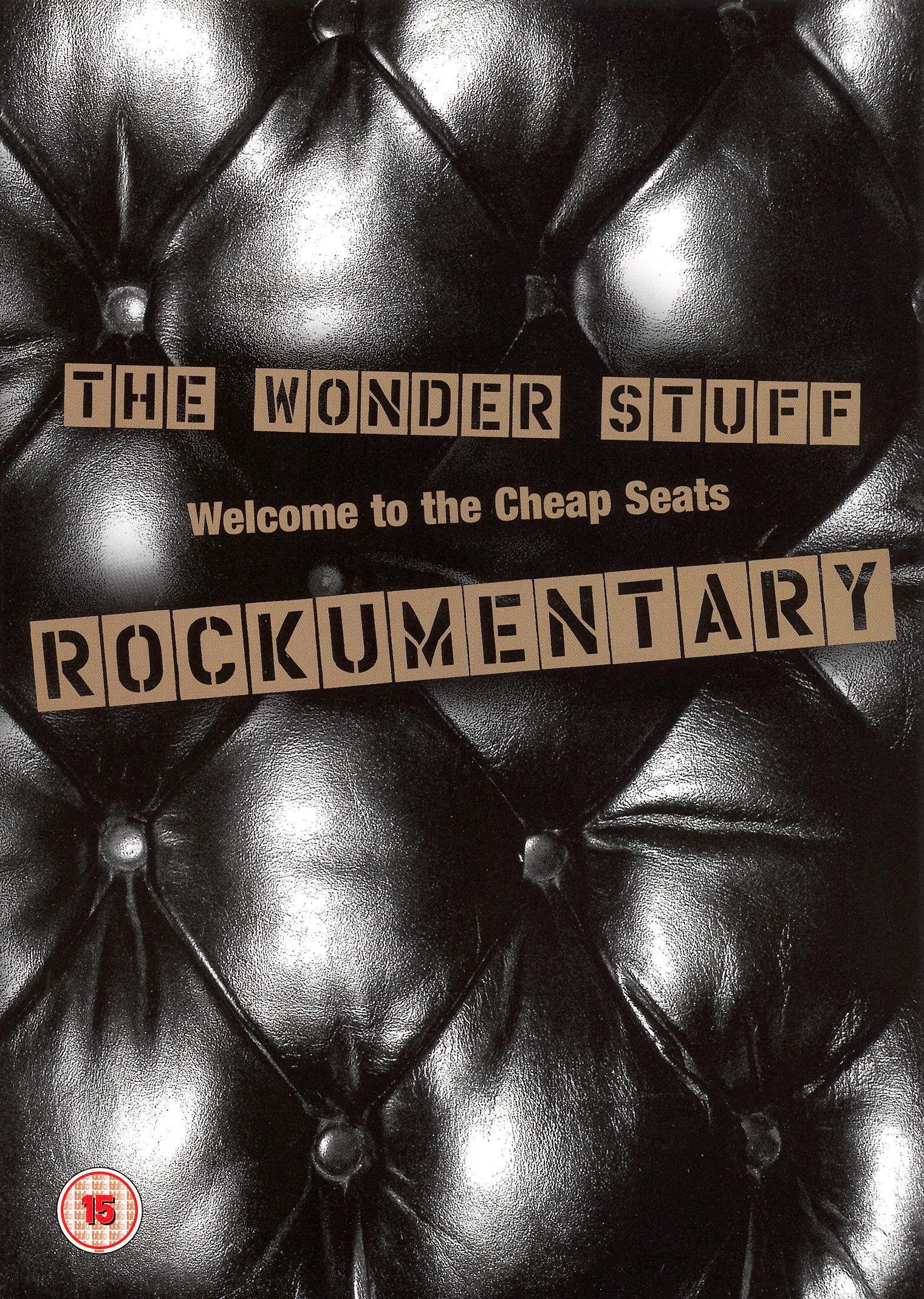 The Wonder Stuff: Welcome to the Cheap Seats