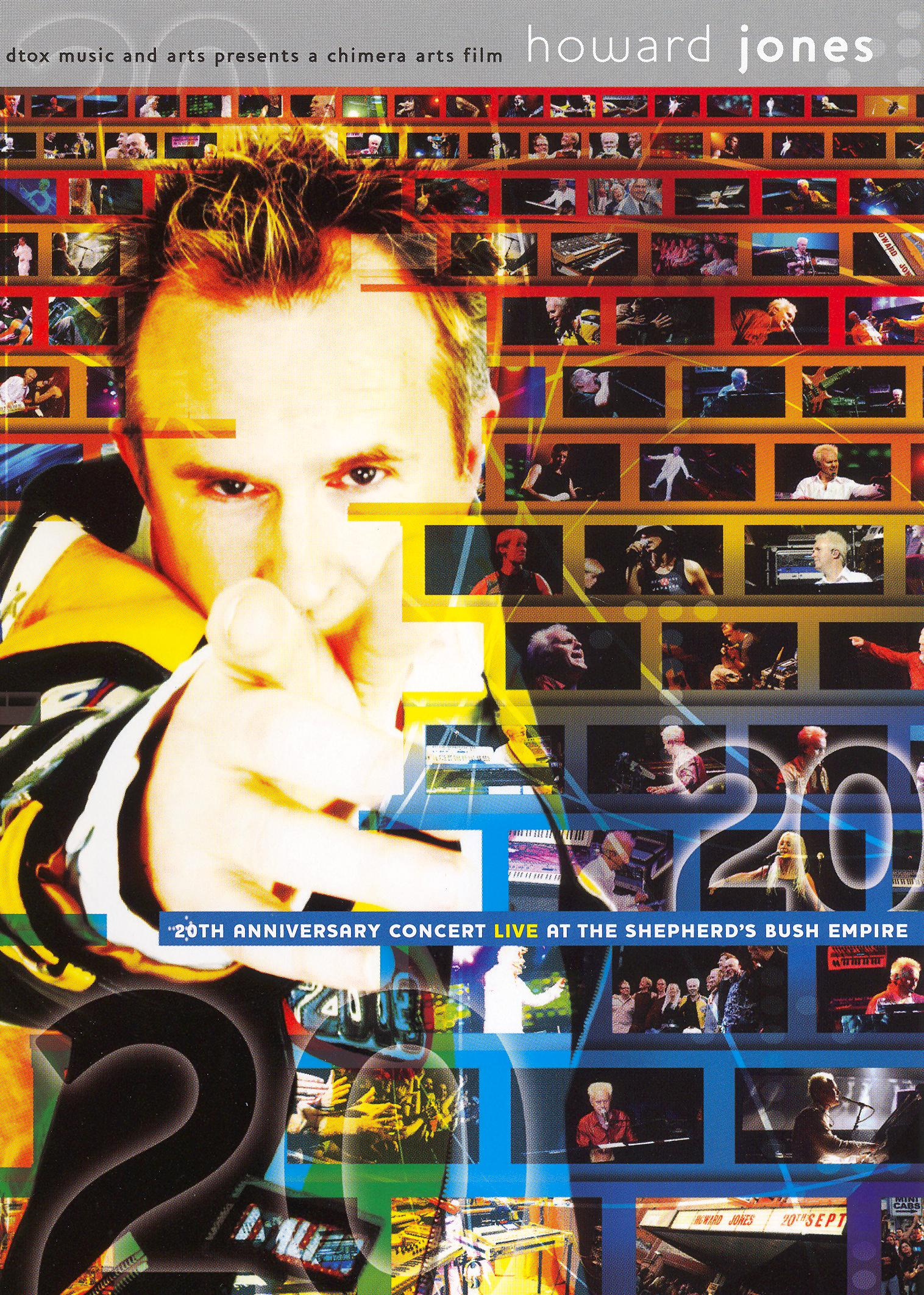 Howard Jones: 20th Anniversary Concert Live at the Shepherd's Bu