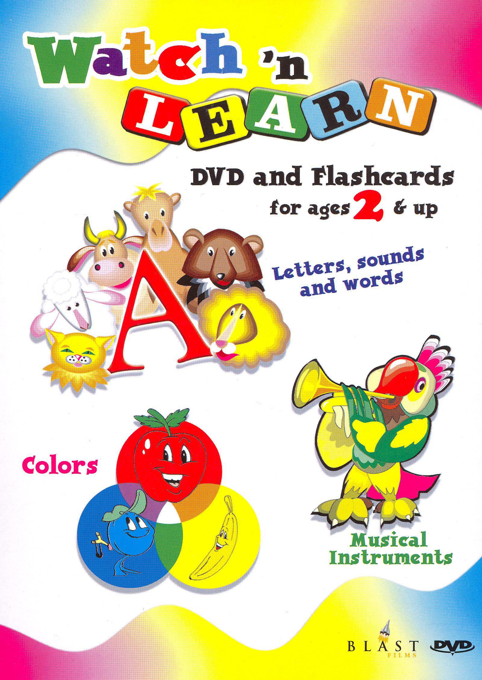 Watch N Learn, Vol. 1