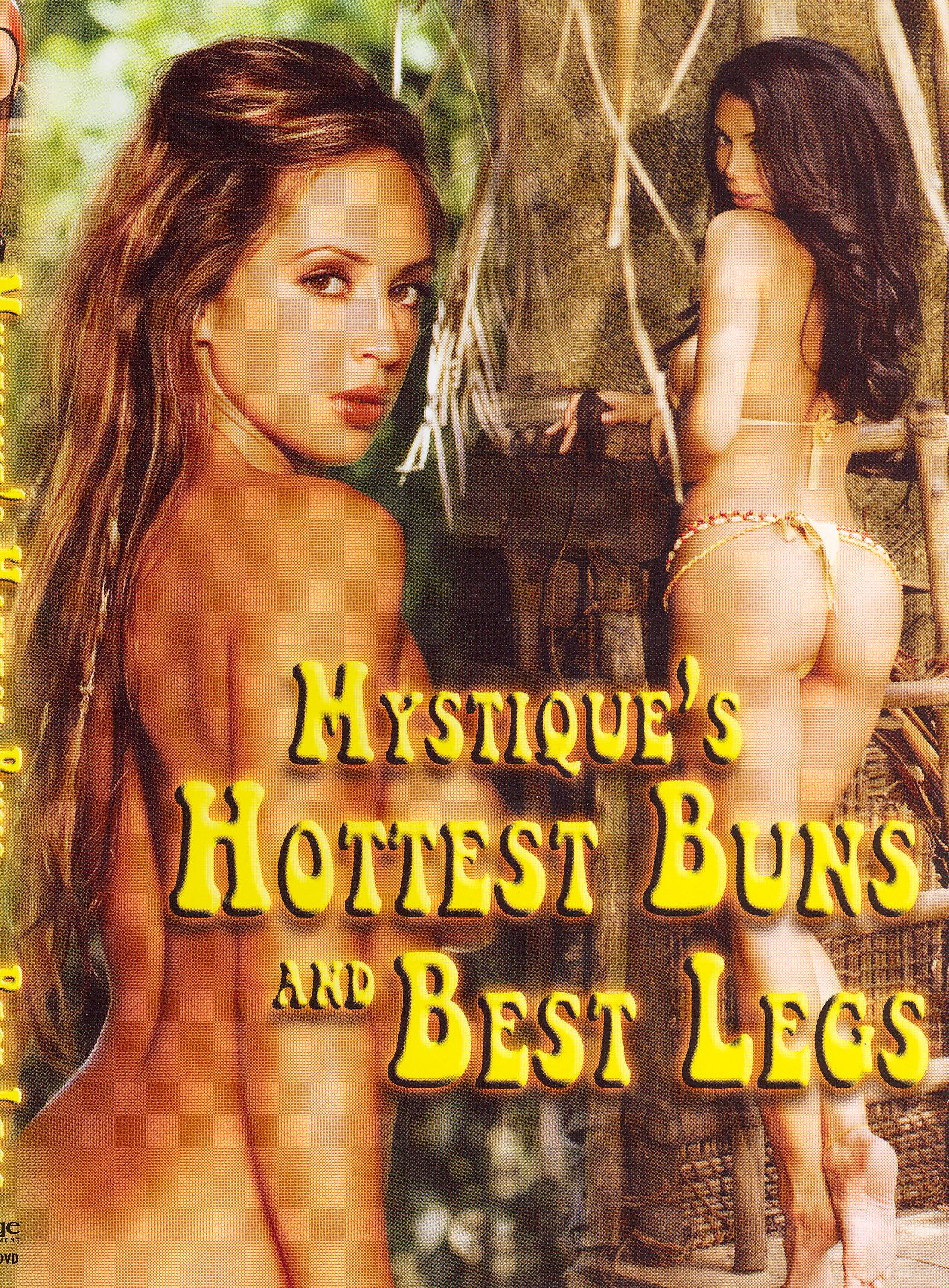 Mystique: Hottest Buns and Best Legs