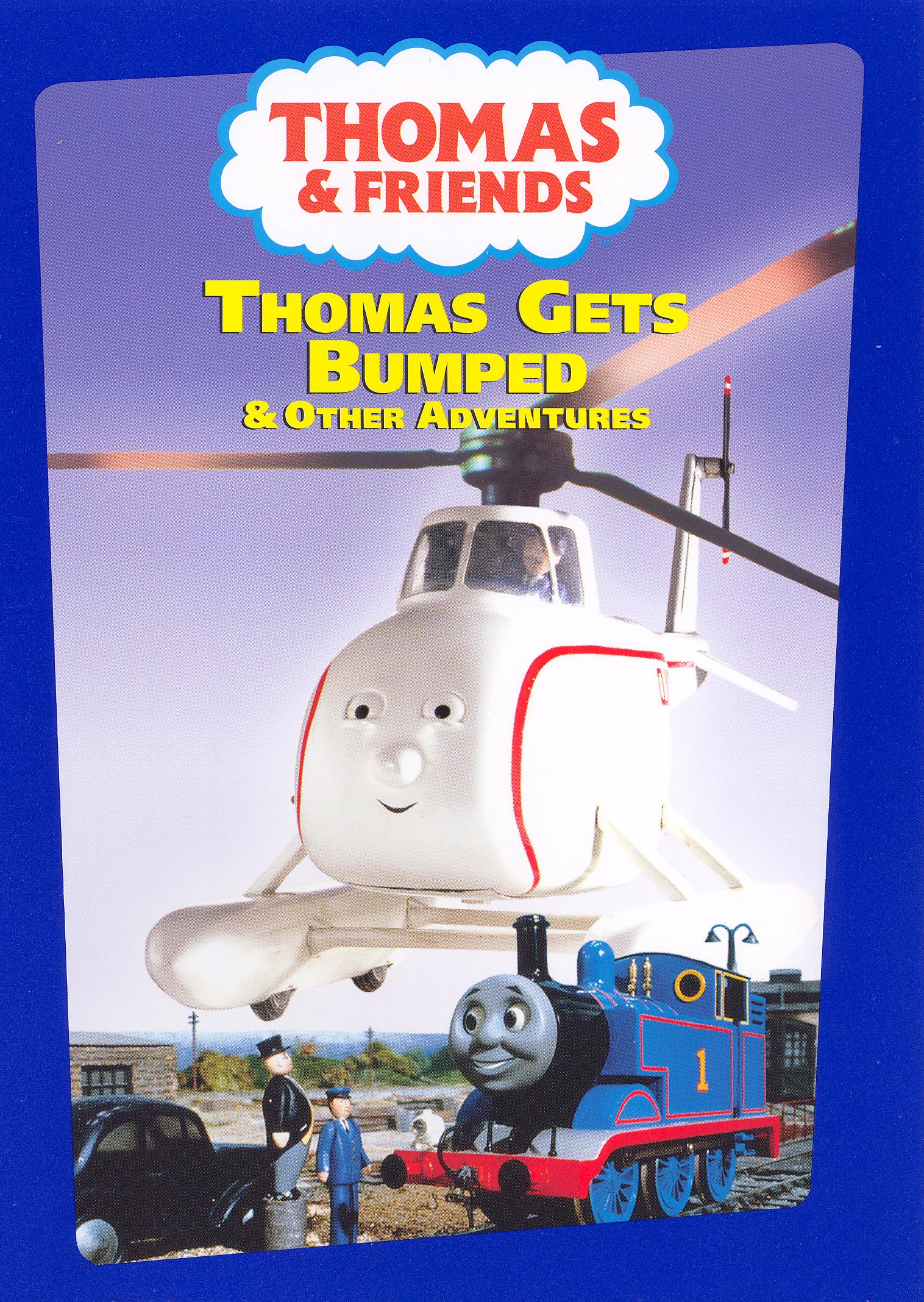 Thomas & Friends: Thomas Gets Bumped