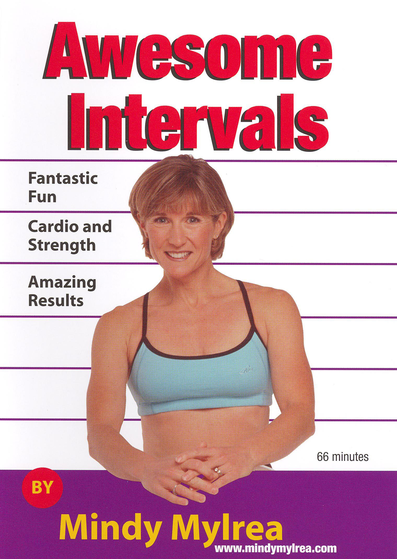 Mindy Mylrea: Awesome Intervals