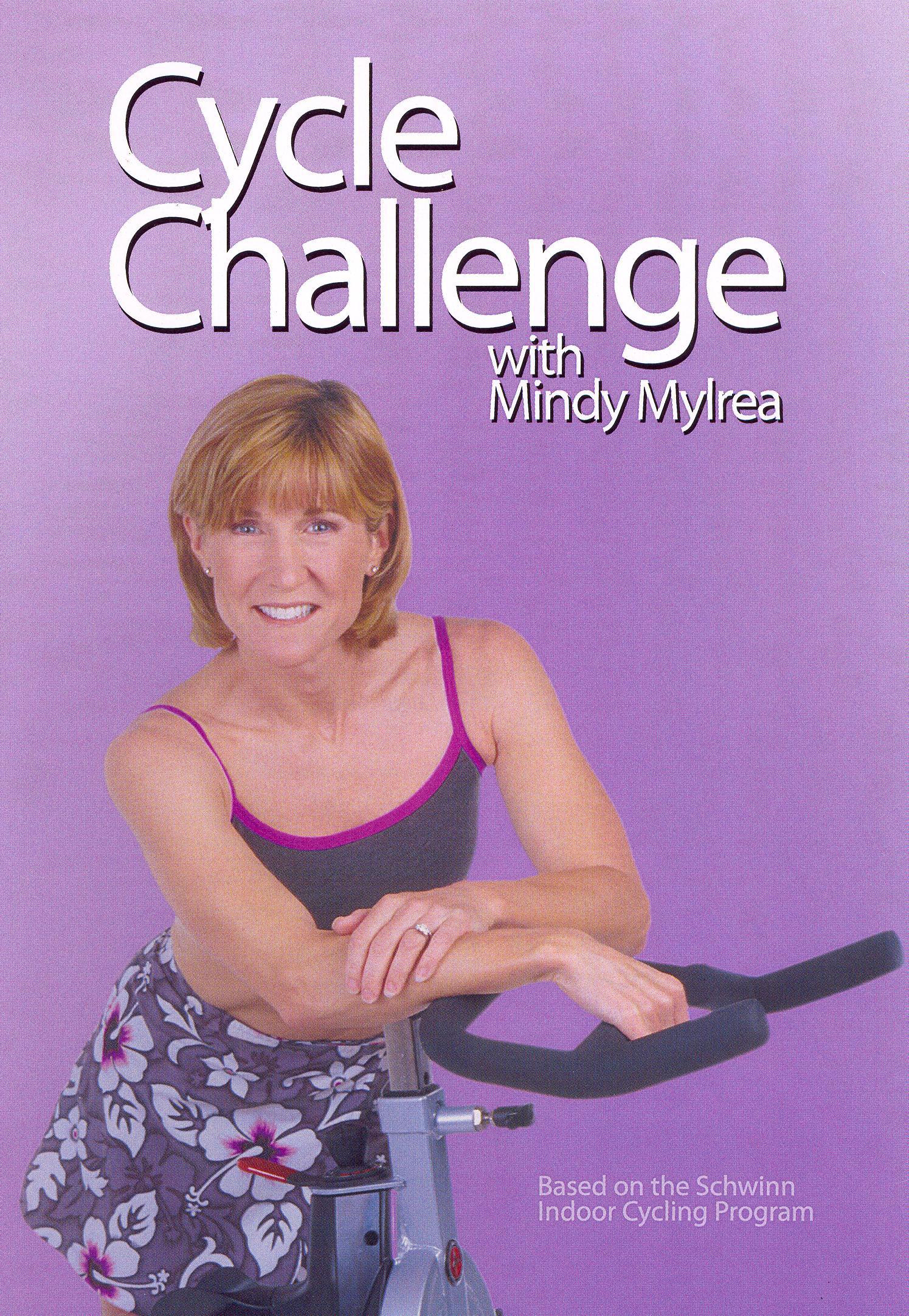 Mindy Mylrea: Cycle Challenge