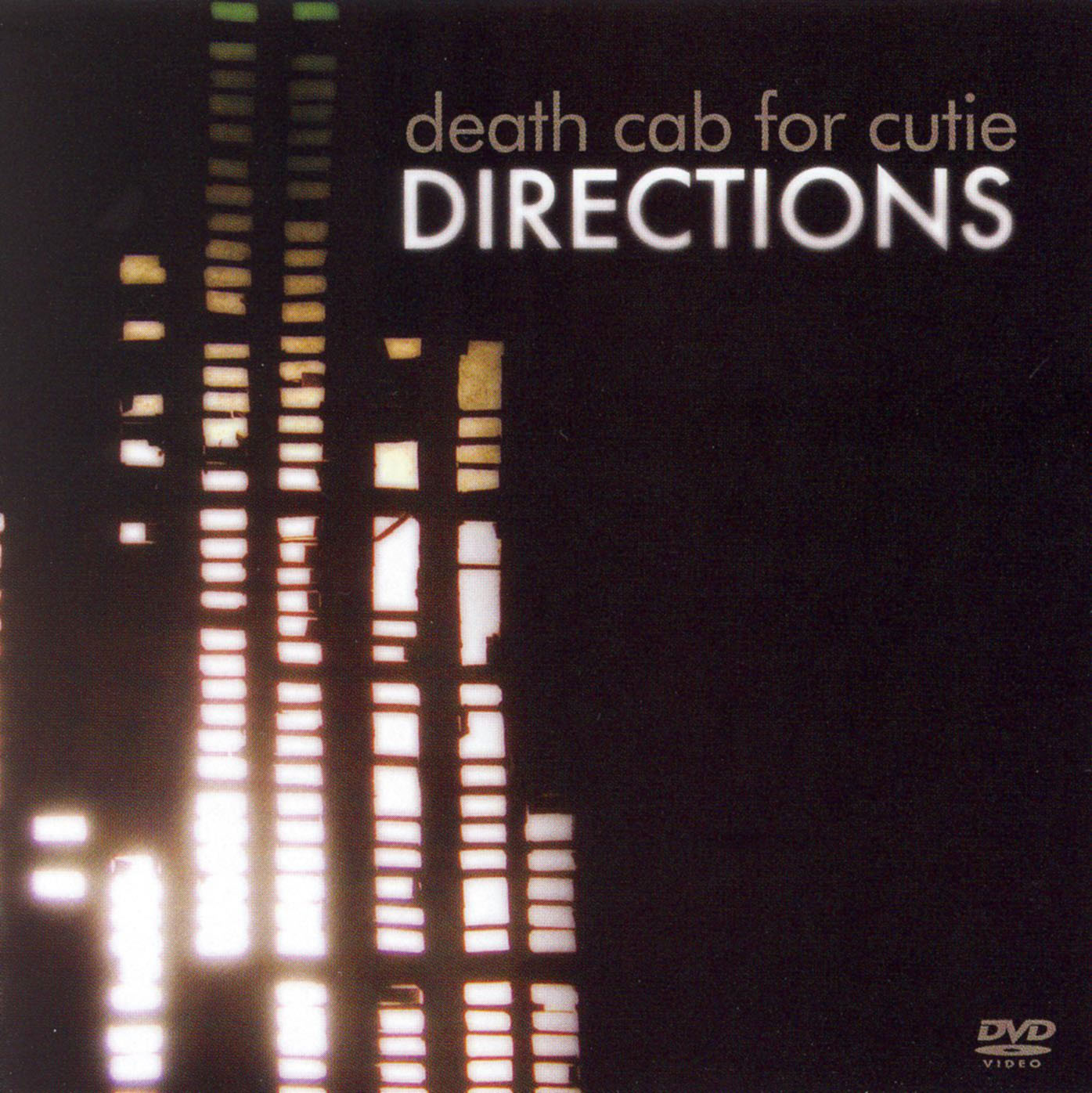 Death Cab for Cutie: Directions