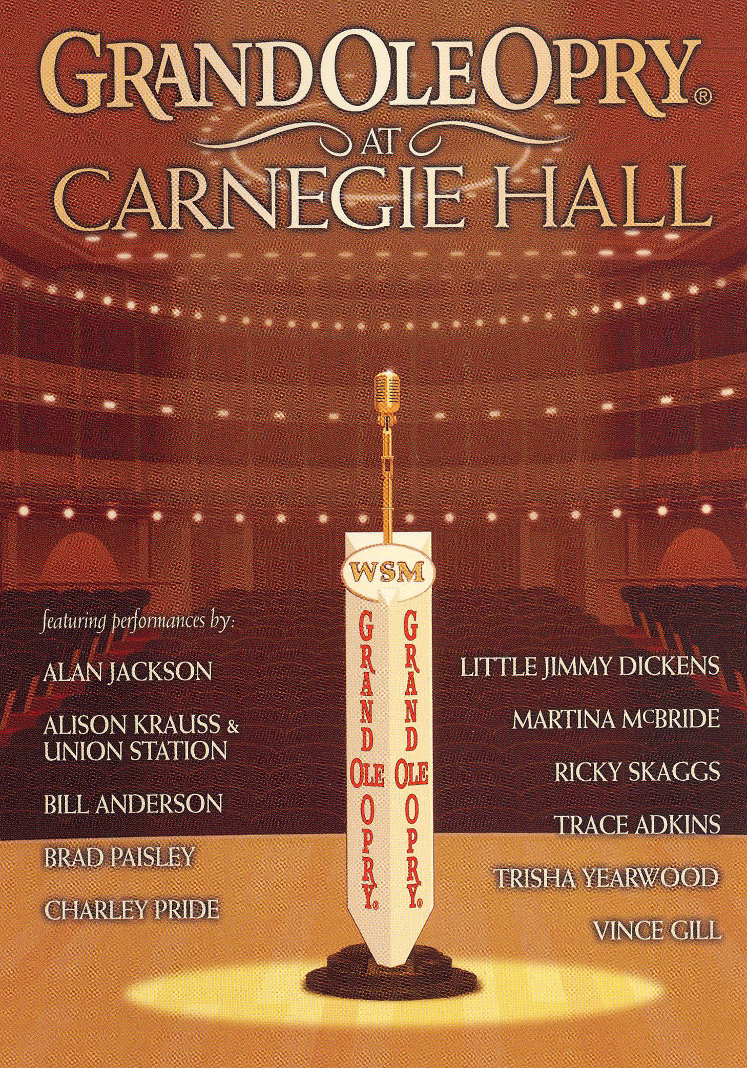 Grand Ole Opry at Carnegie Hall