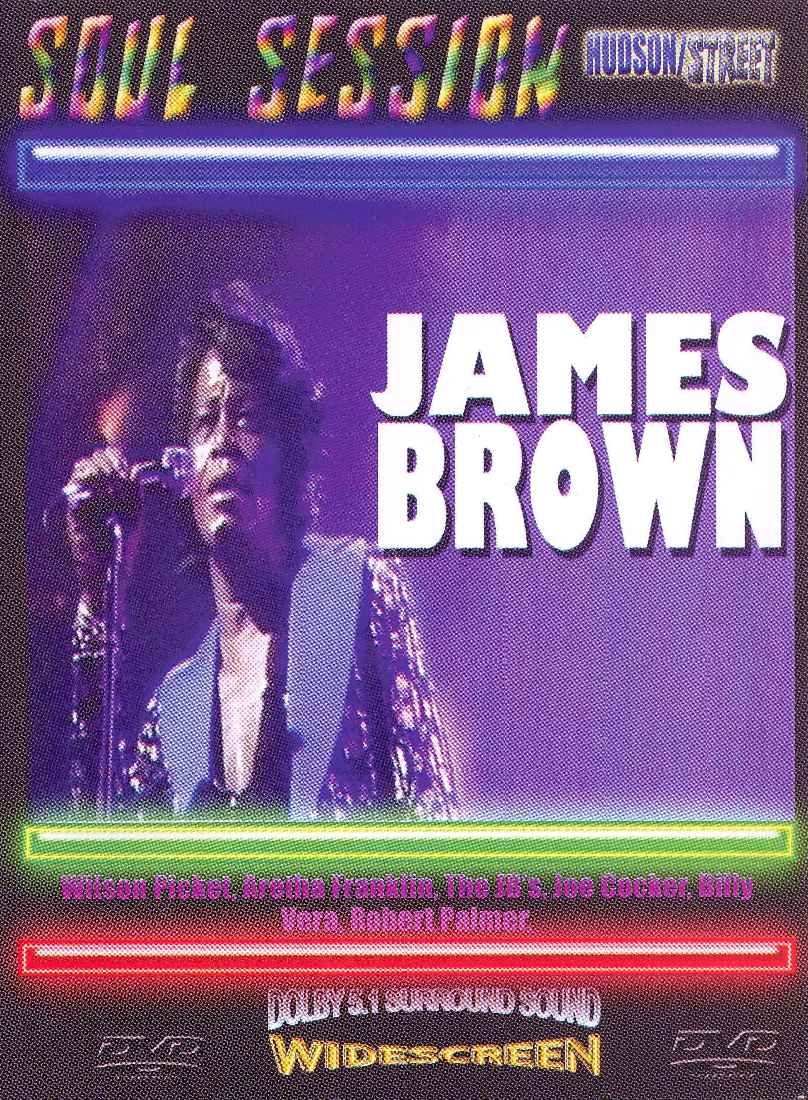 James Brown: Soul Session