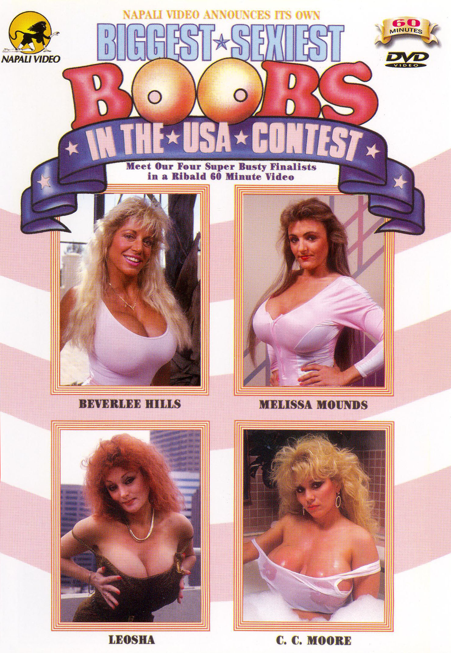 Biggest Sexiest Boobs in the USA Contest