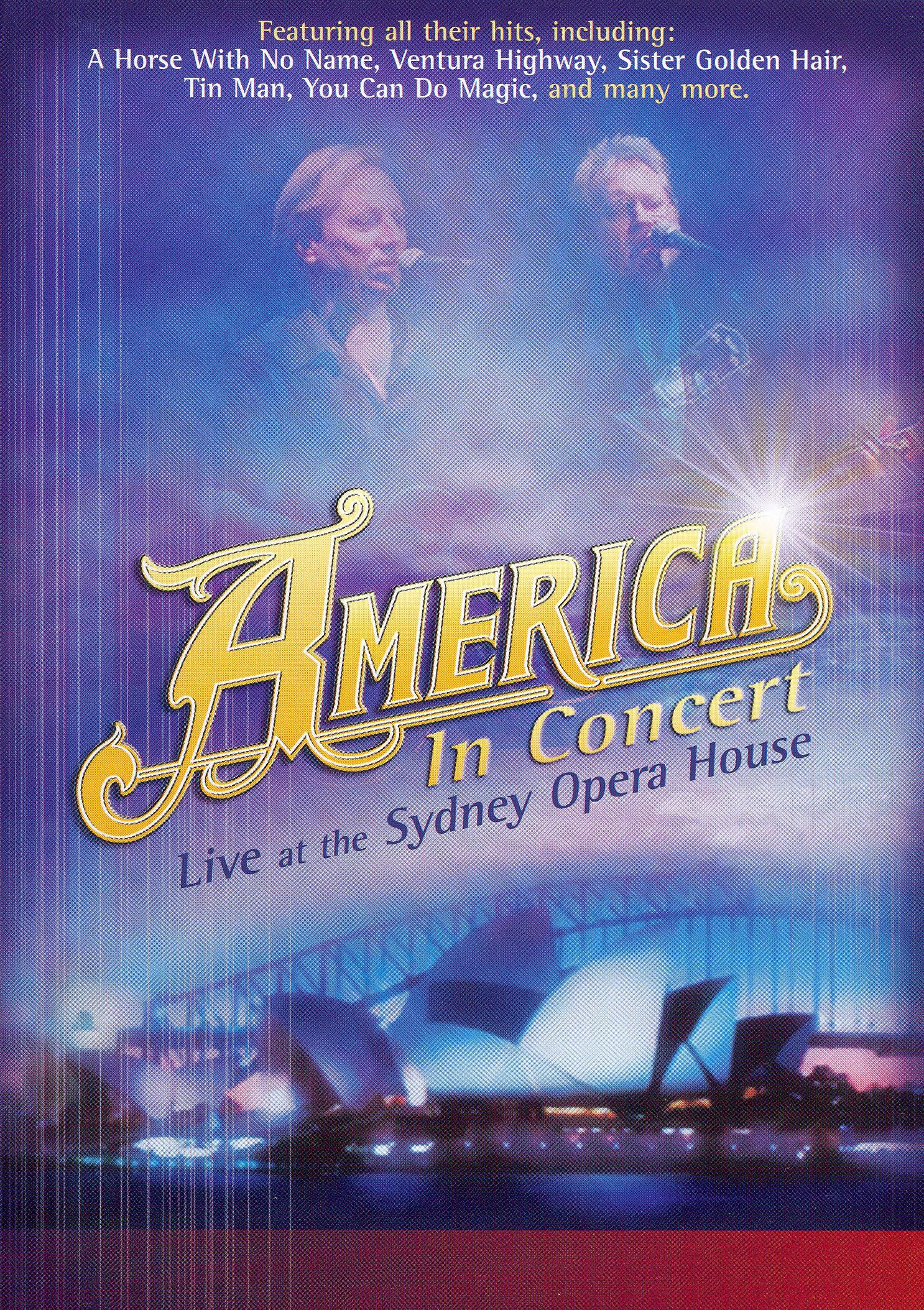 America: Live at the Sydney Opera House