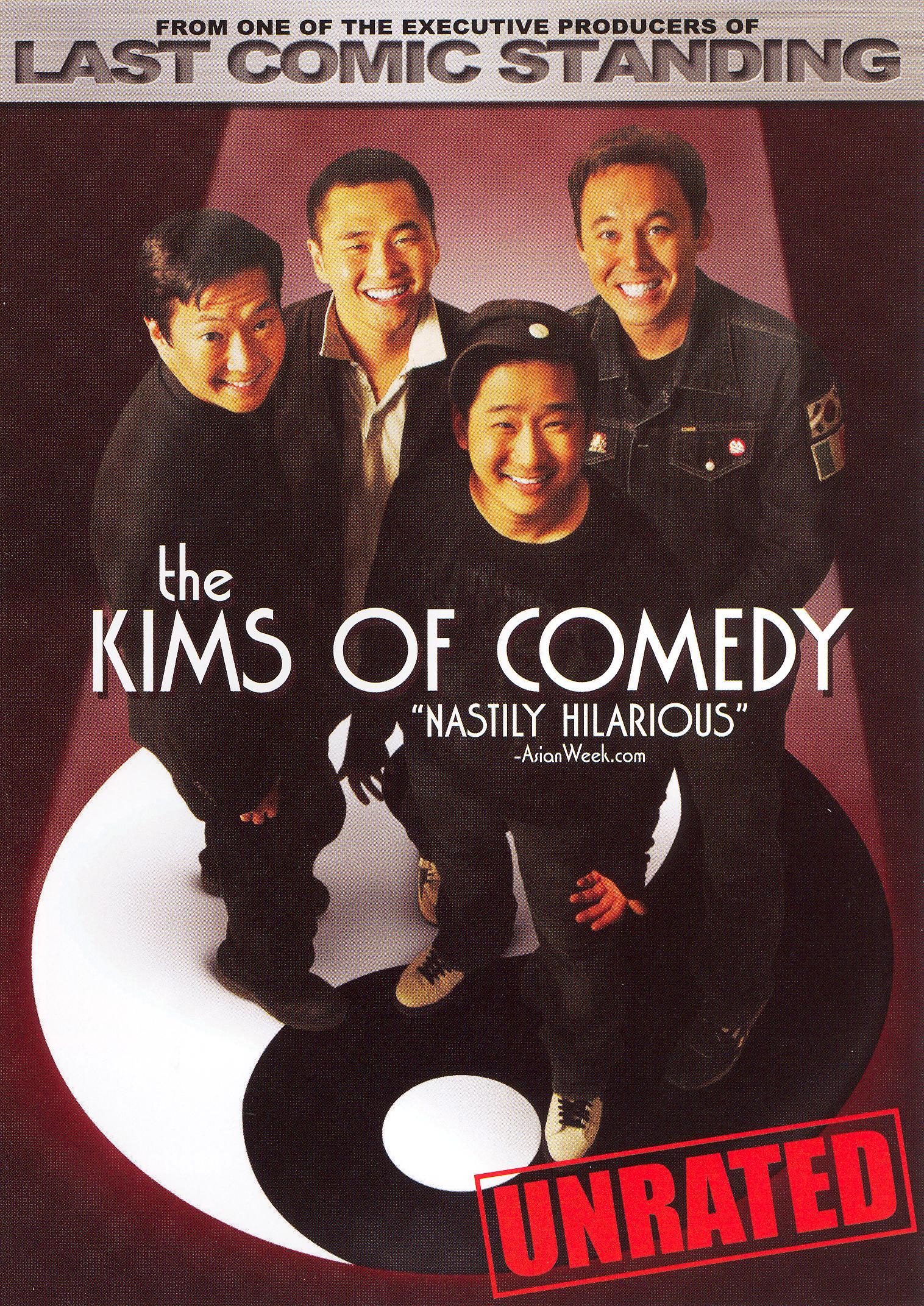 The Original Kims of Comedy