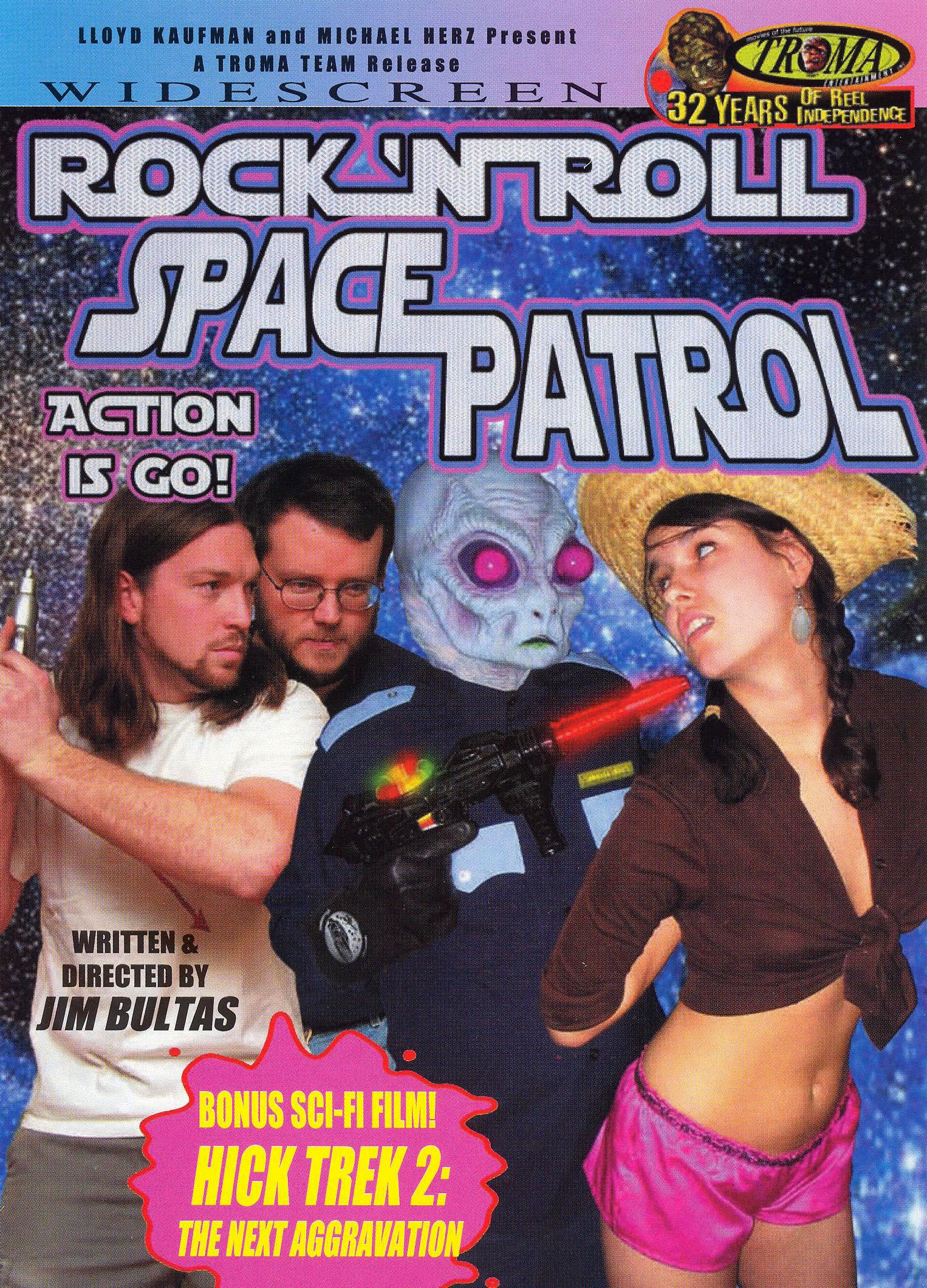 Rock 'n' Roll Space Patrol