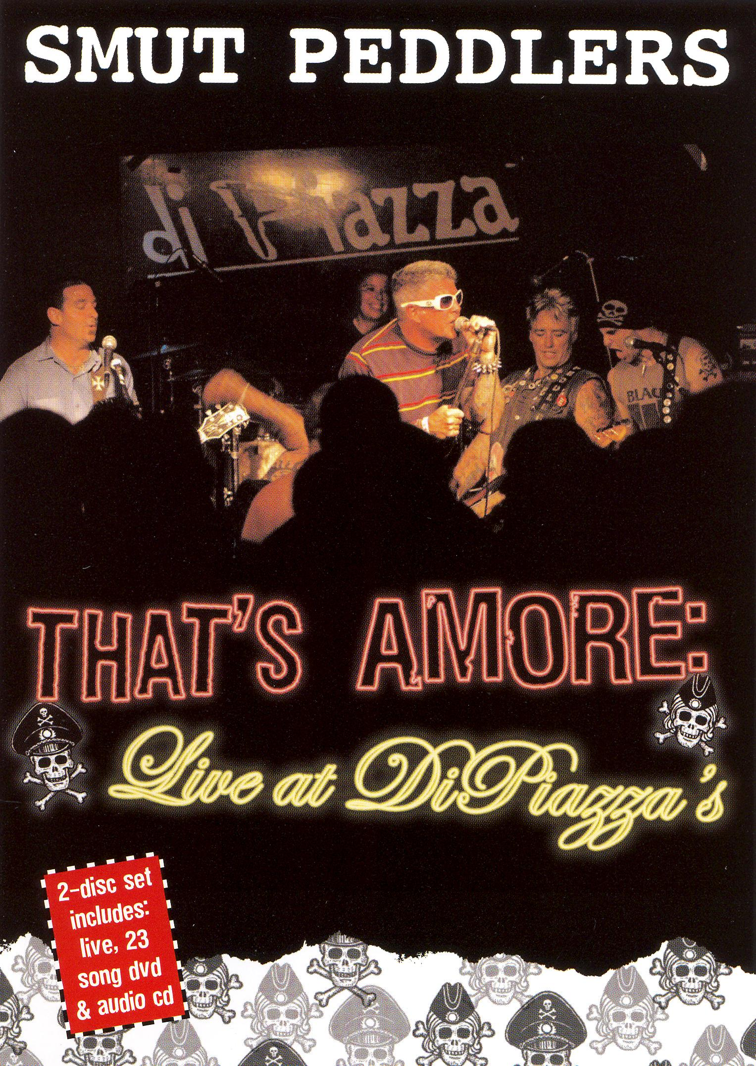 Smut Peddlers: That's Amore
