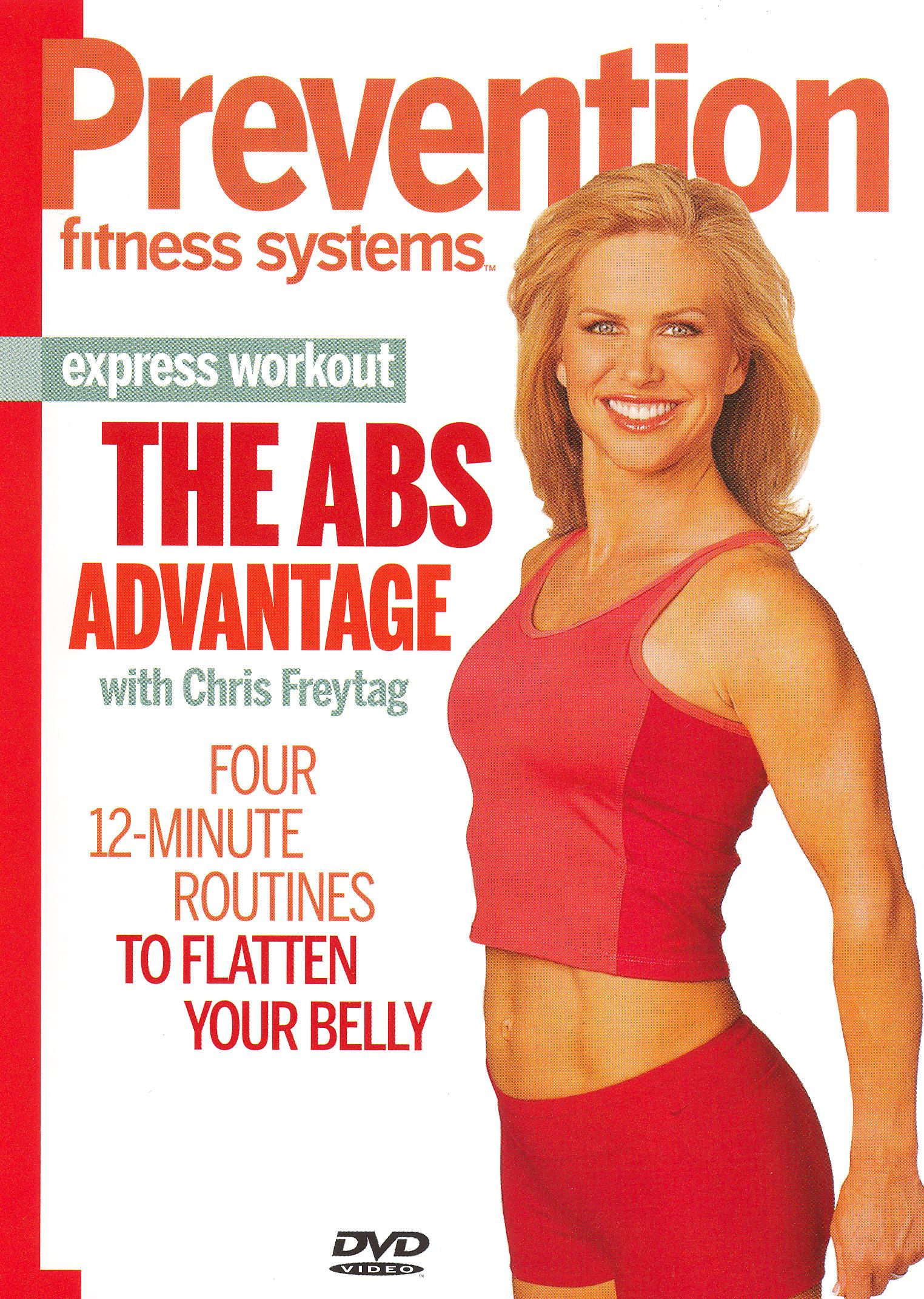 Prevention Fitness Systems: Express Workout - The Abs Advantage