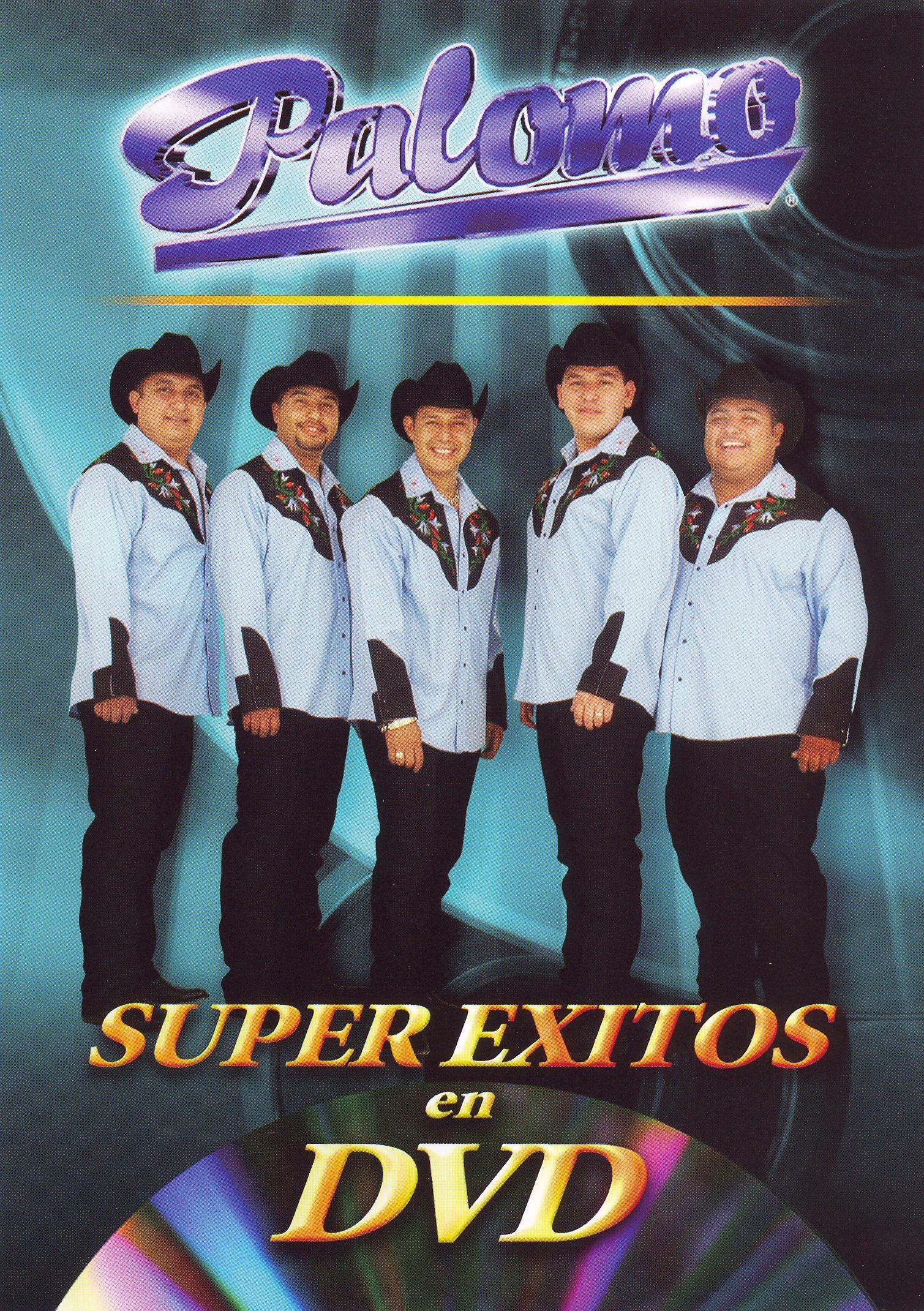 Palomo: Super Exitos en DVD
