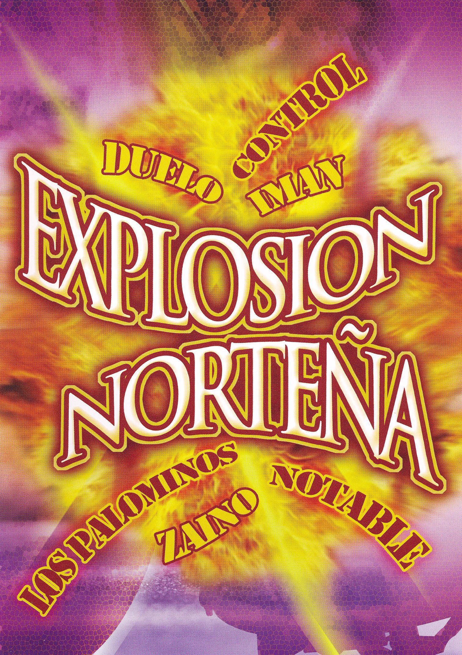 Explosion Nortena