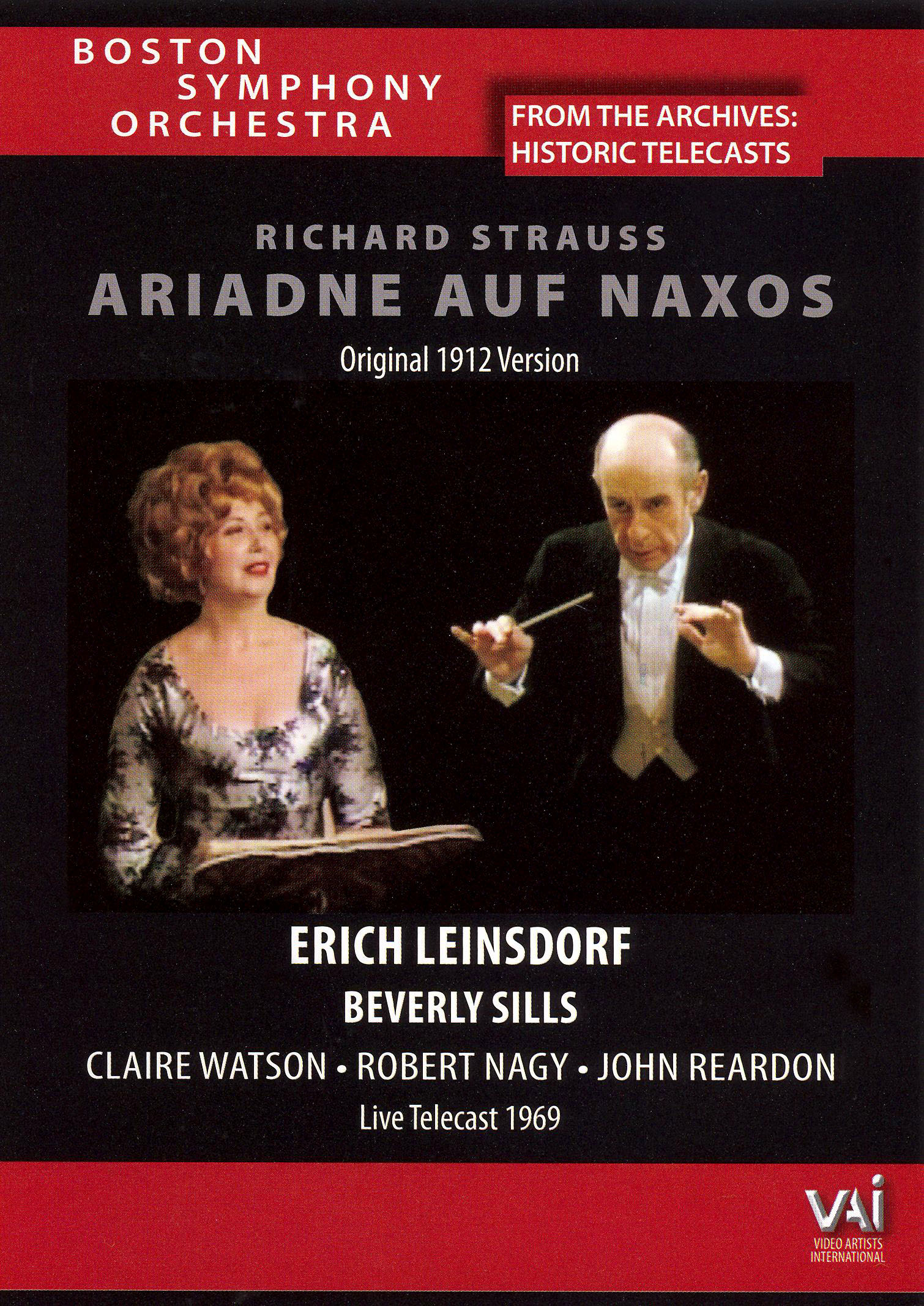 Ariadne auf Naxos: Original 1912 Version