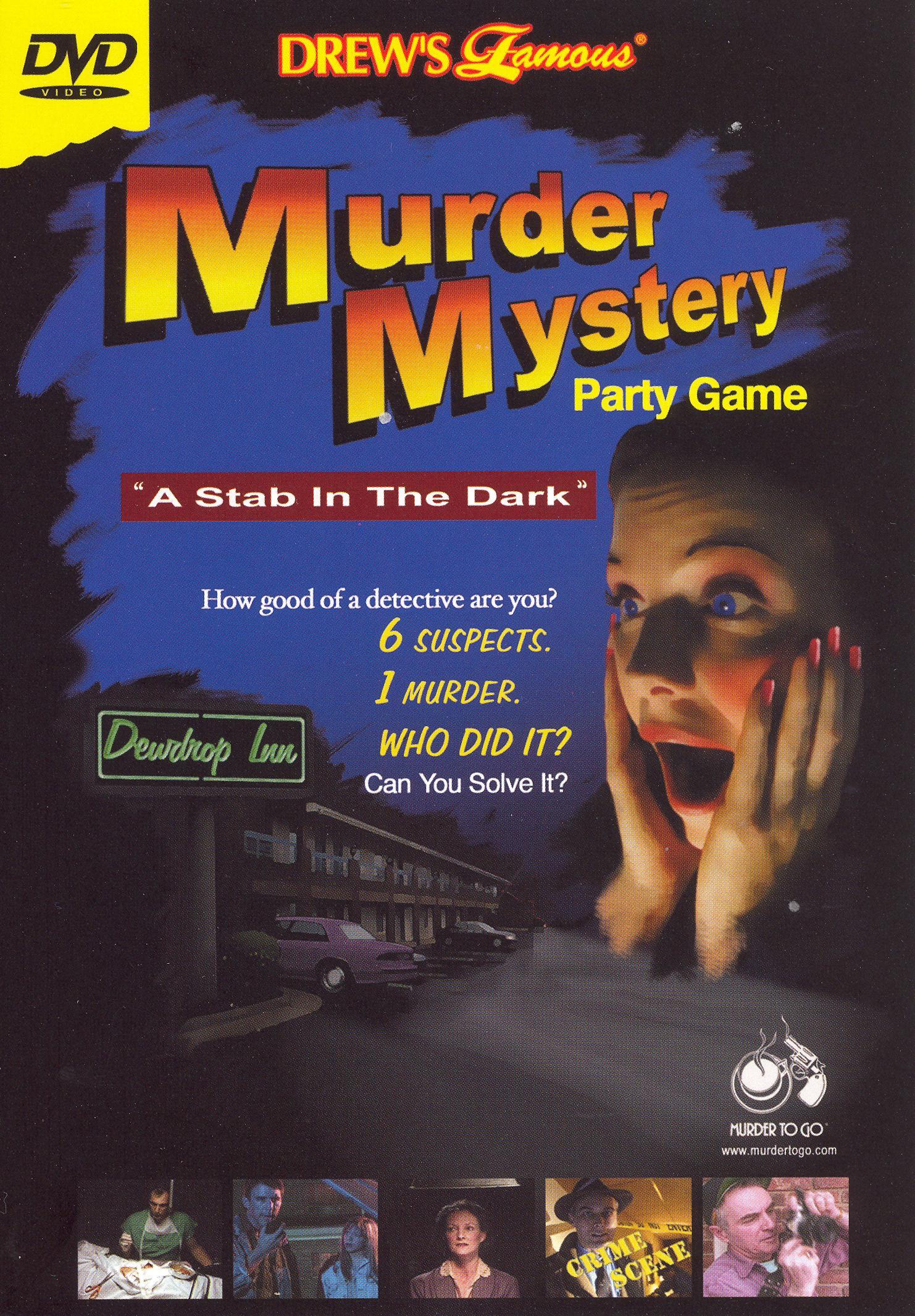 Drew's Famous Murder Mystery