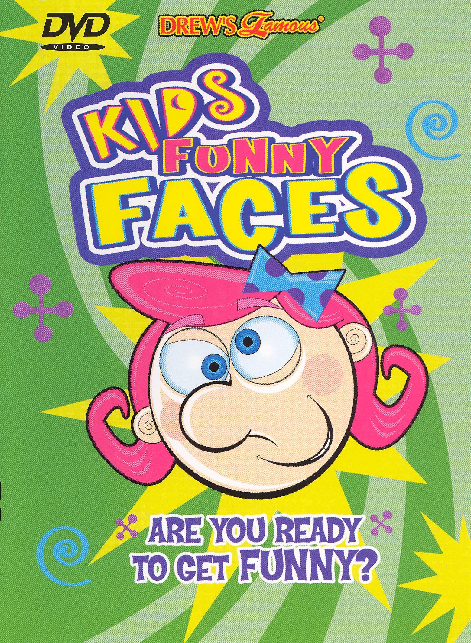 Drew's Famous Kids Funny Faces