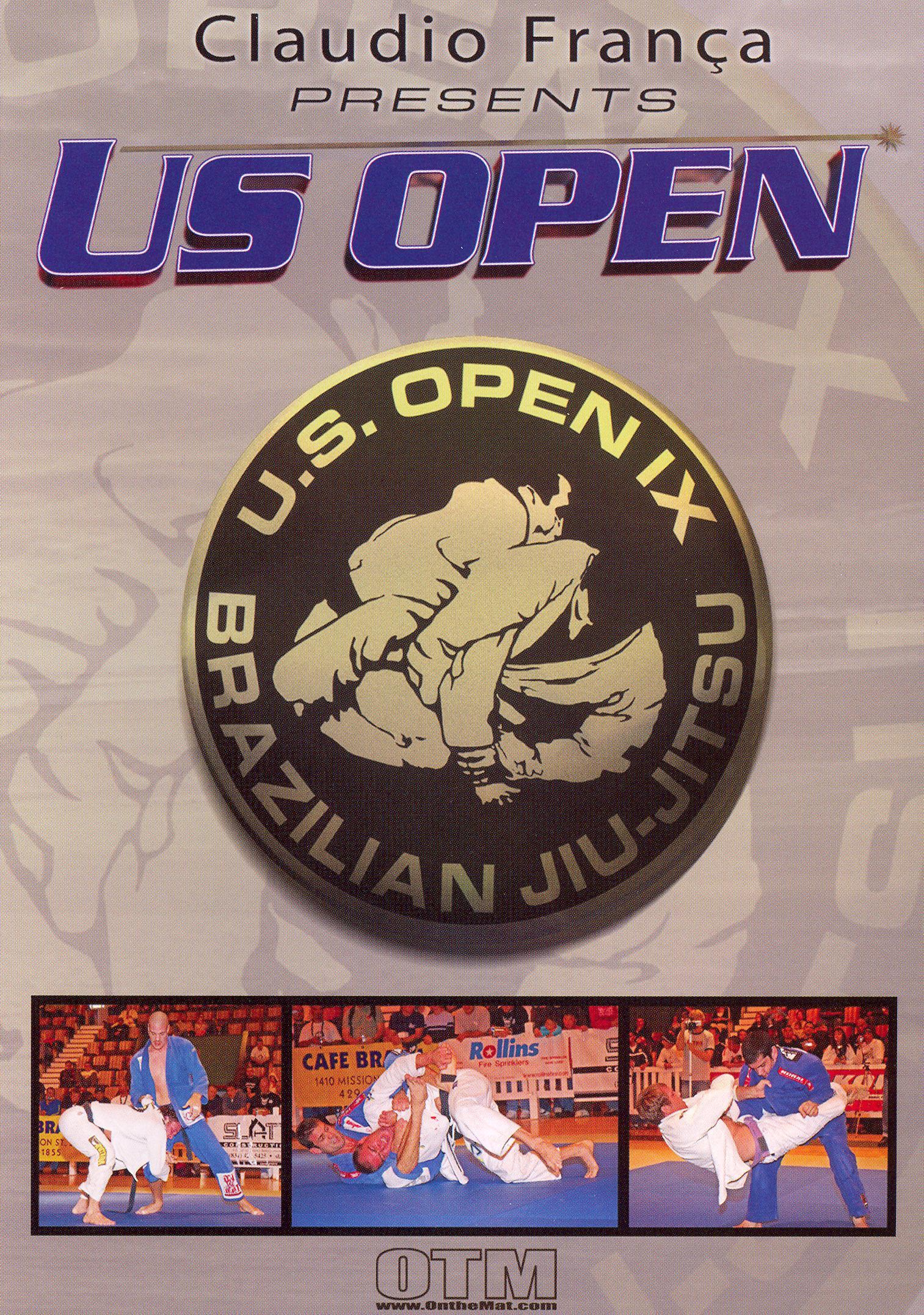 U.S. Open 9th Annual Brazilian Jiu Jitsu Tournament