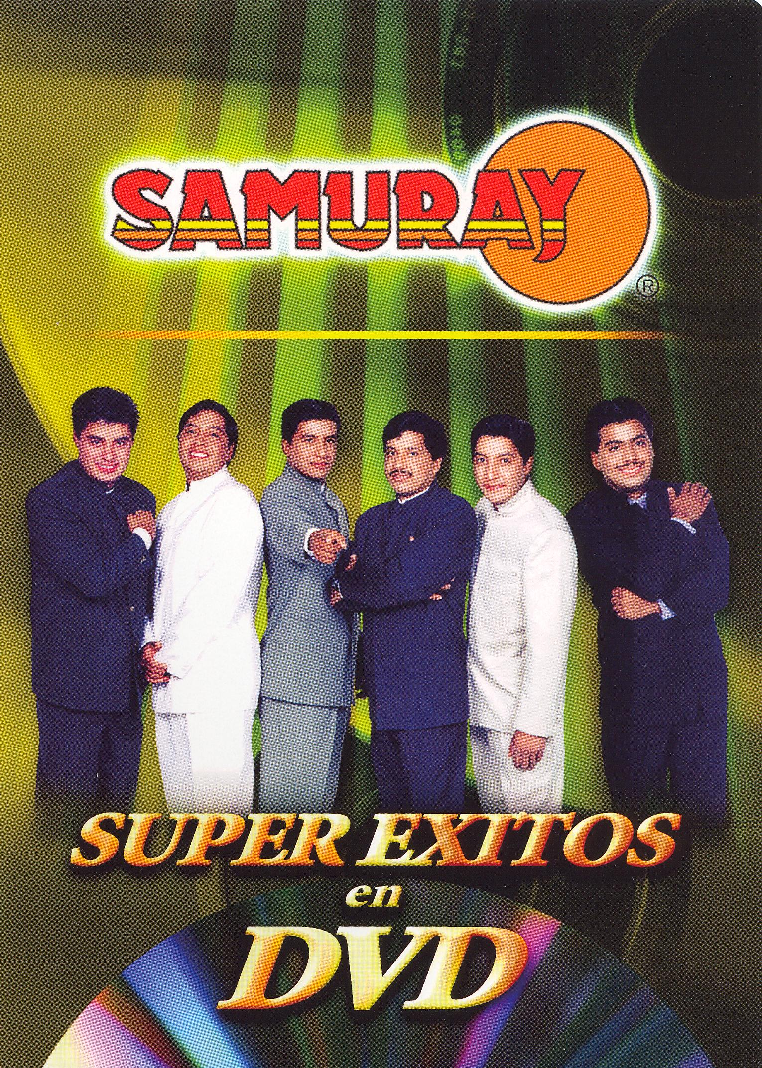 Super Exitos en DVD: Samuray