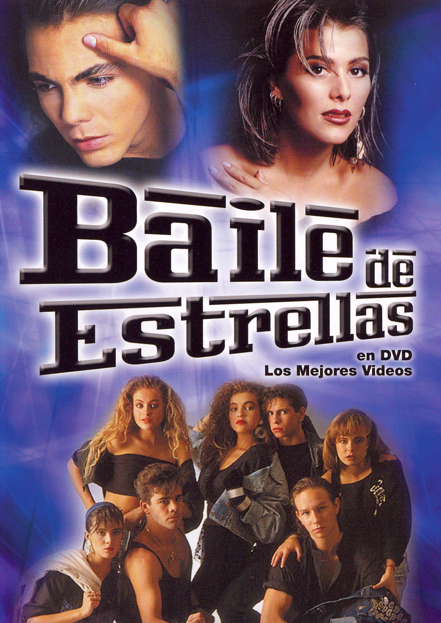 Baile de Estrellas en DVD