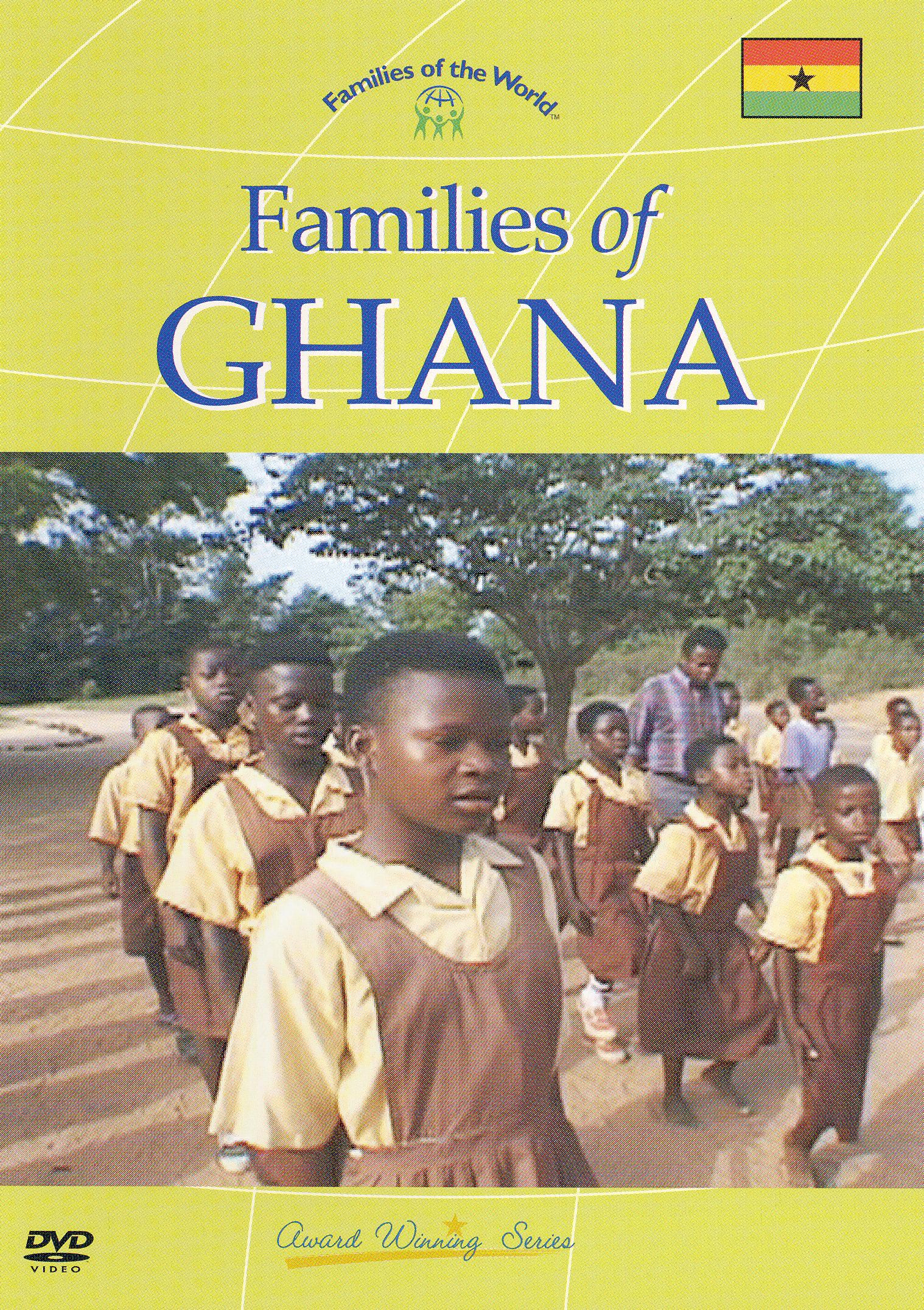 Families of the World: Families of Ghana