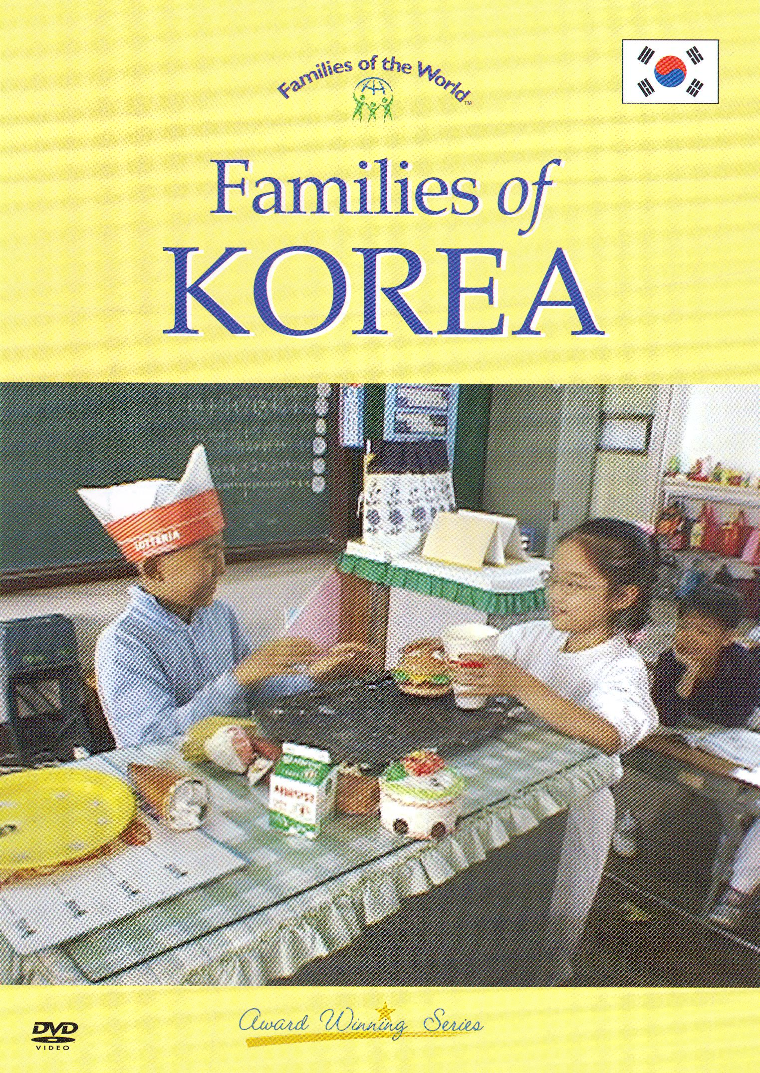 Families of the World: Families of Korea