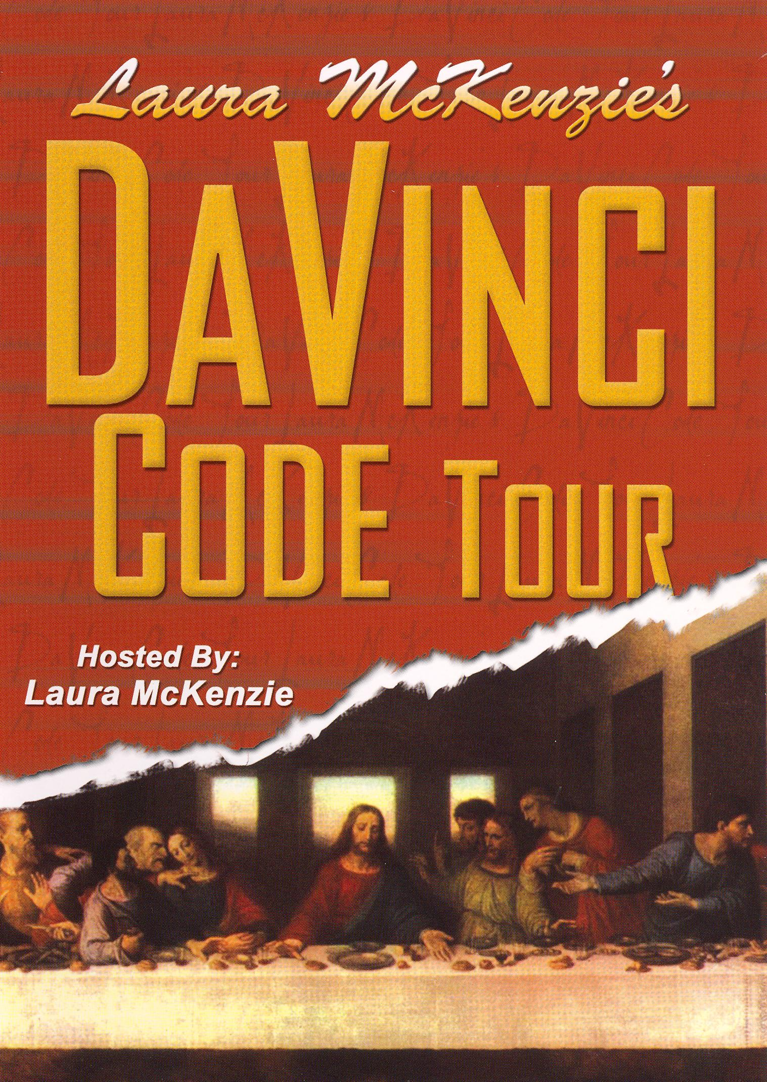Laura McKenzie's Da Vinci Code Tour