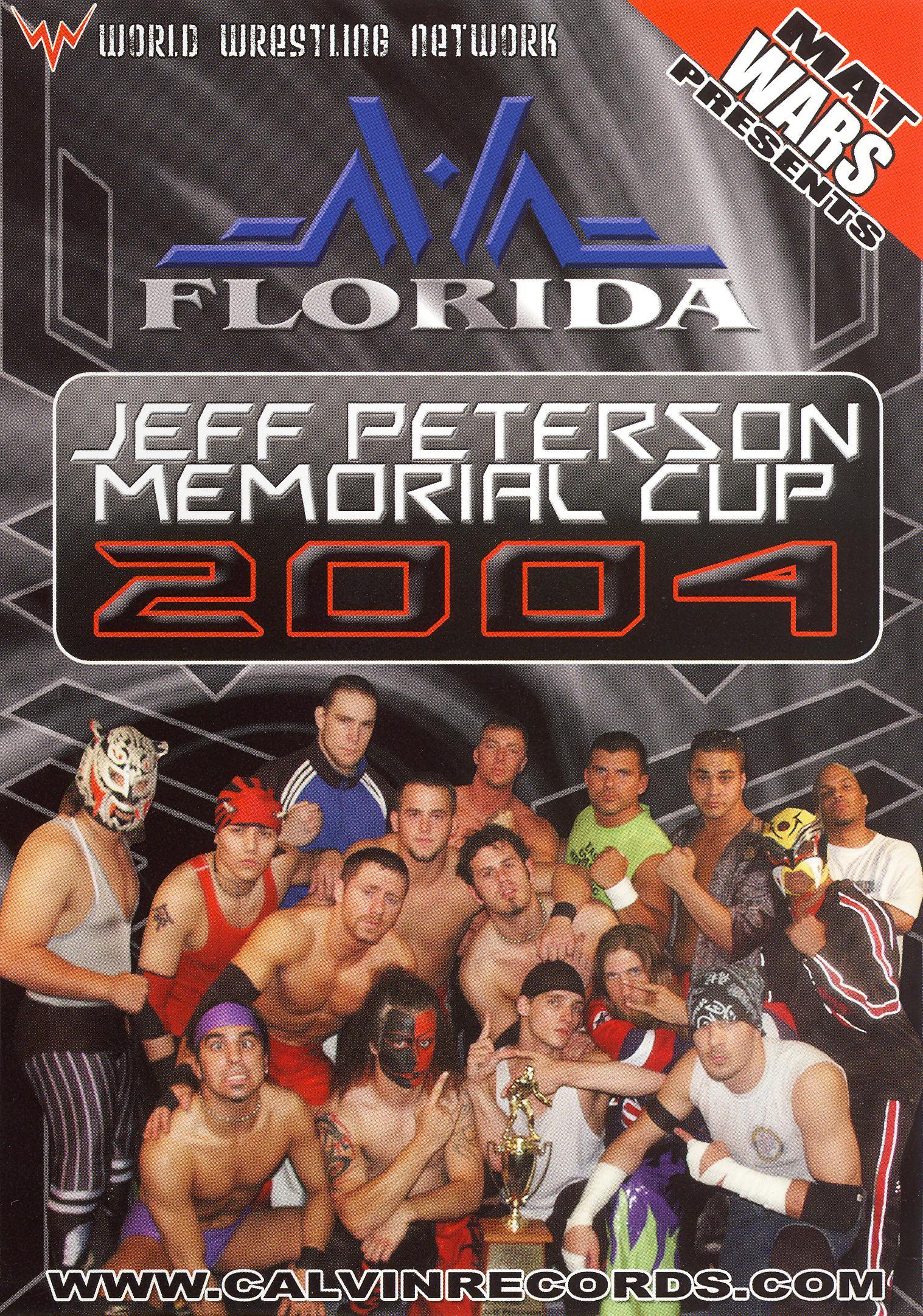 Mat Wars: NWA Florida Jeff Peterson Memorial Cup 2004